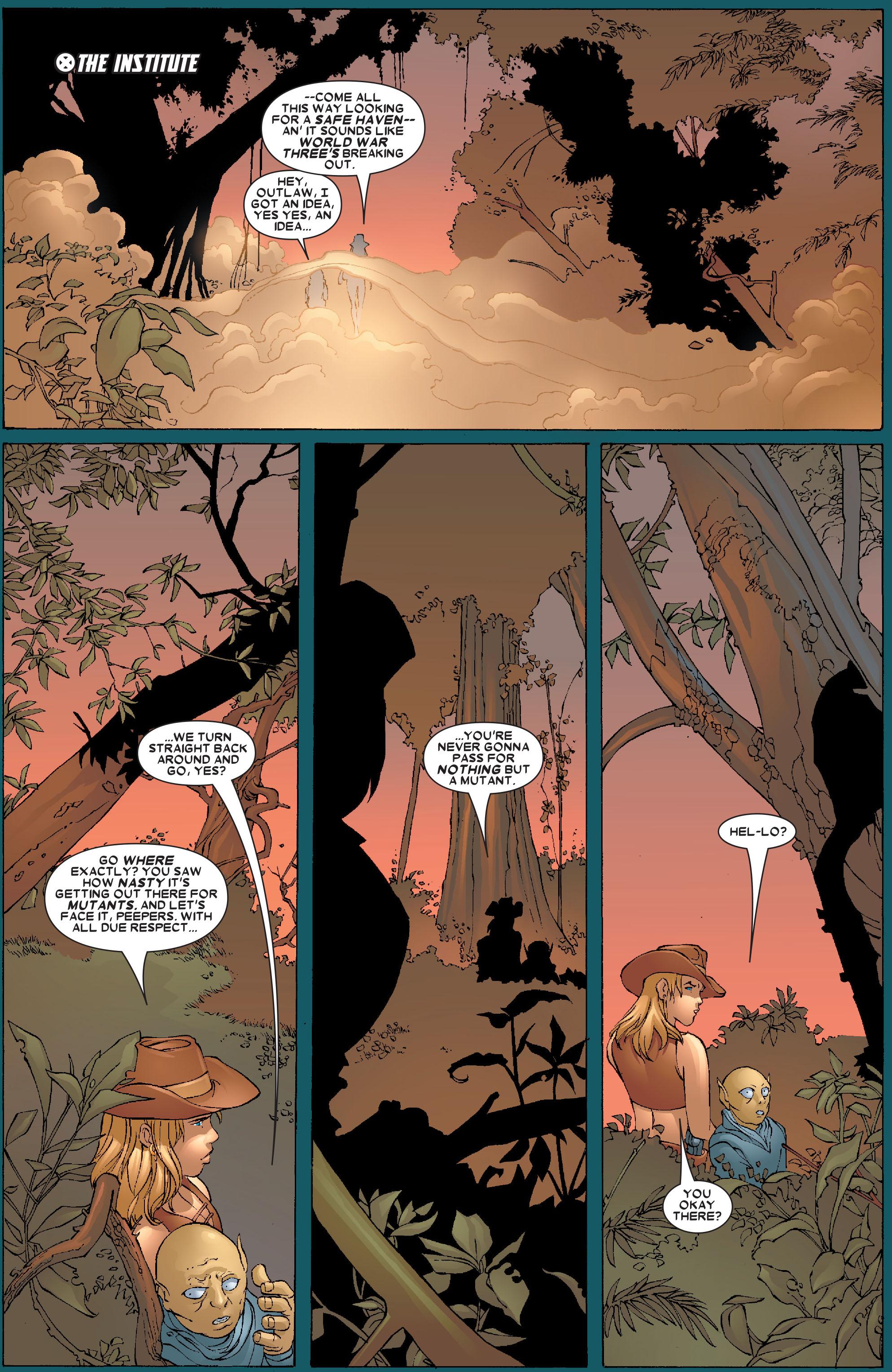 X-Men (1991) 179 Page 1