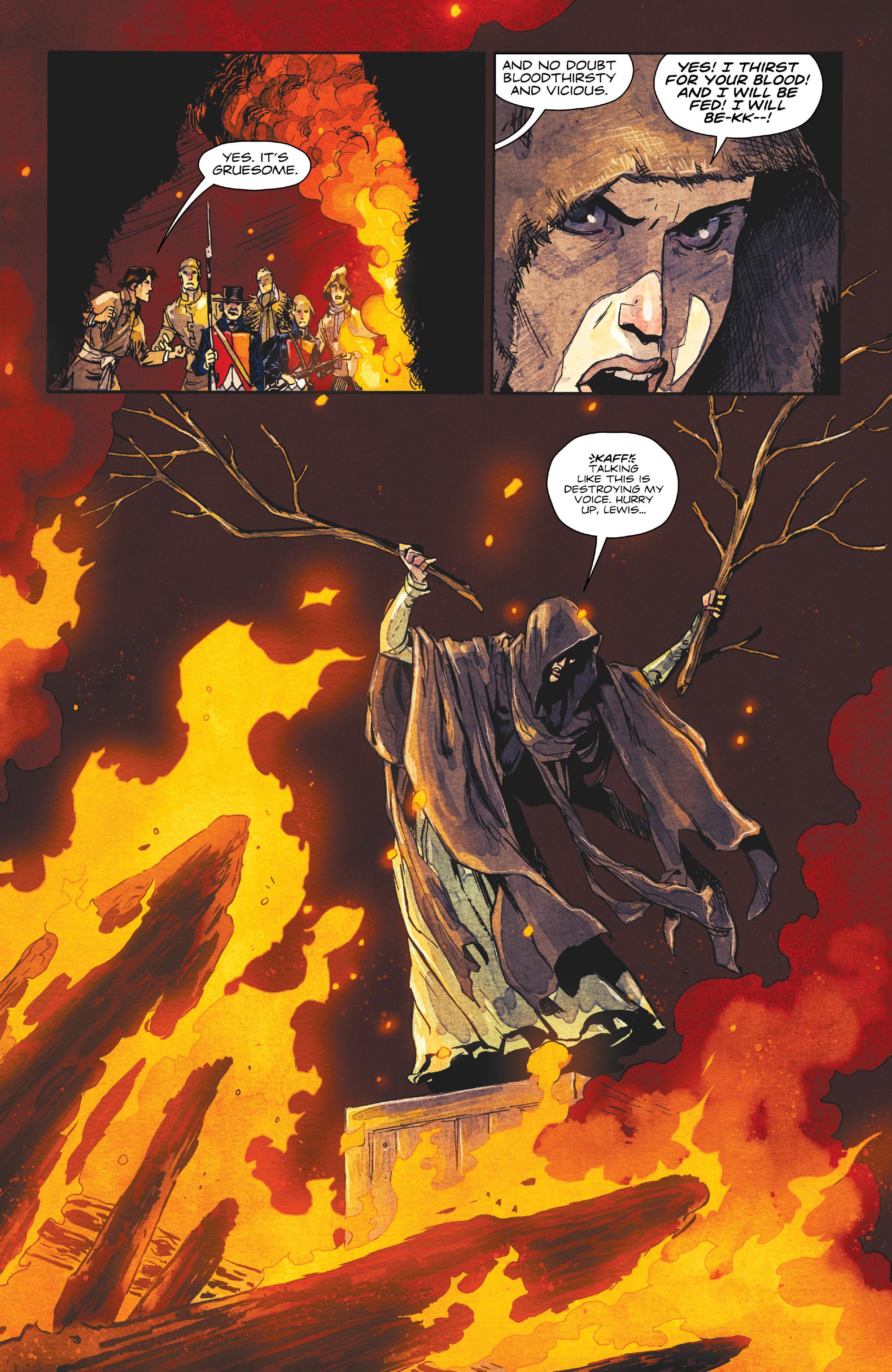 Read online Manifest Destiny comic -  Issue #29 - 4