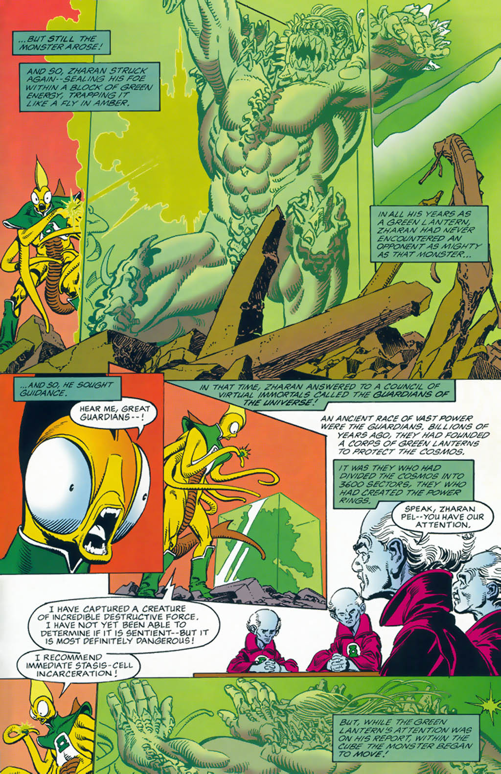 Read online Doomsday Annual comic -  Issue # Full - 37