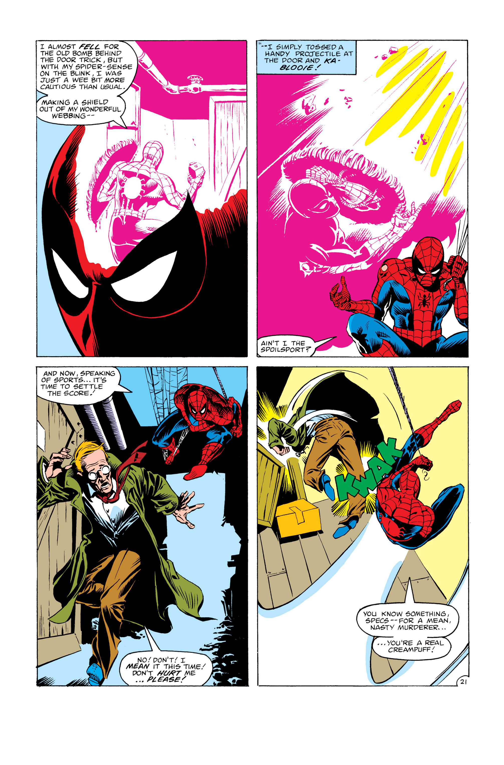 The Amazing Spider-Man (1963) 228 Page 21