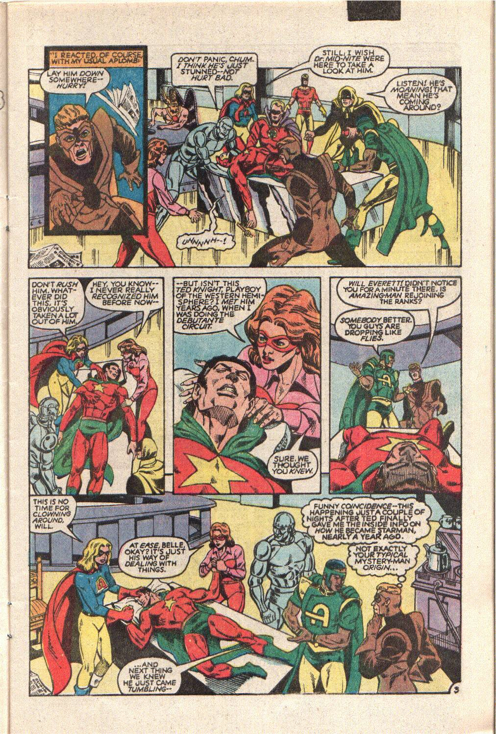 Read online All-Star Squadron comic -  Issue #41 - 5