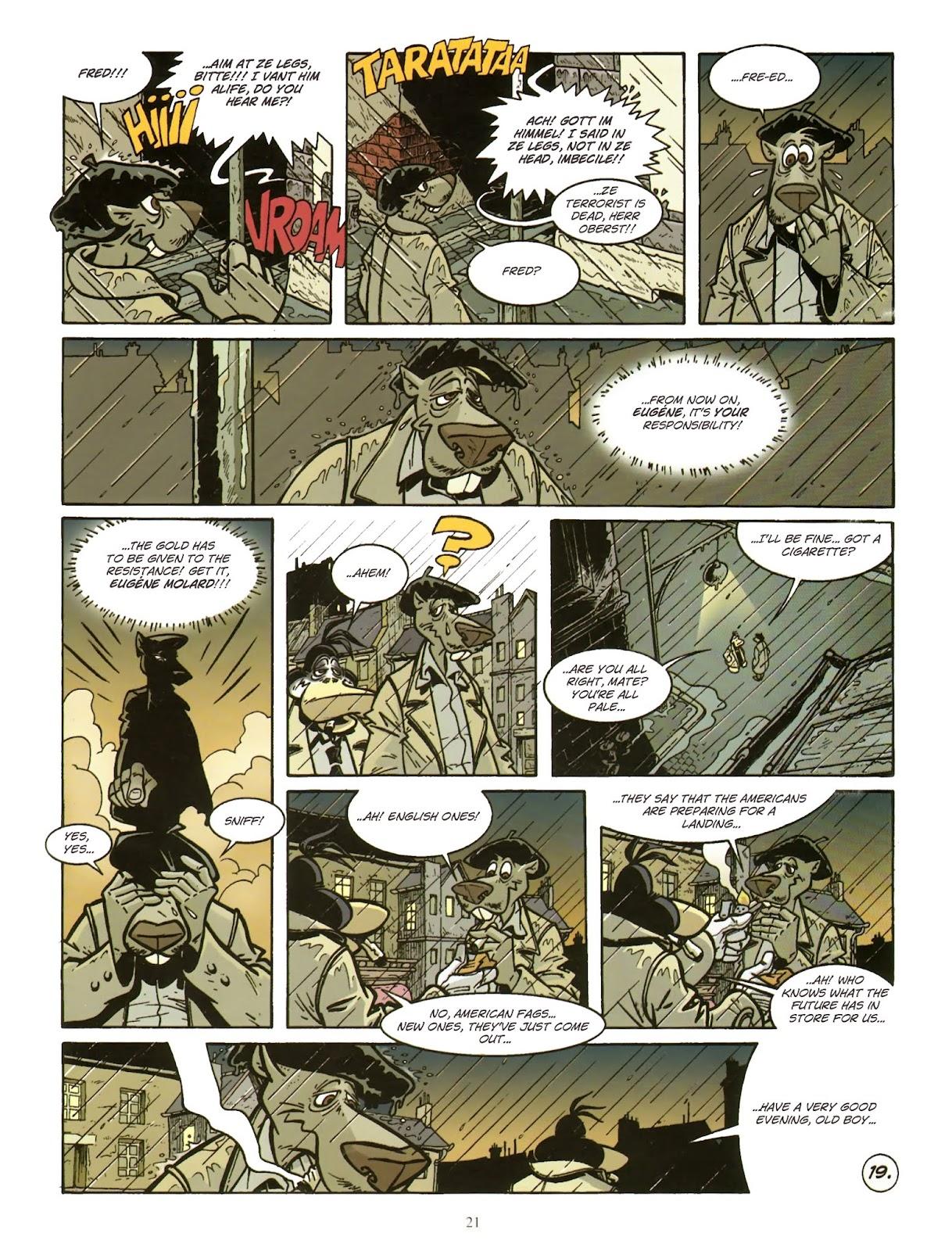 Une enquête de l'inspecteur Canardo issue 11 - Page 22
