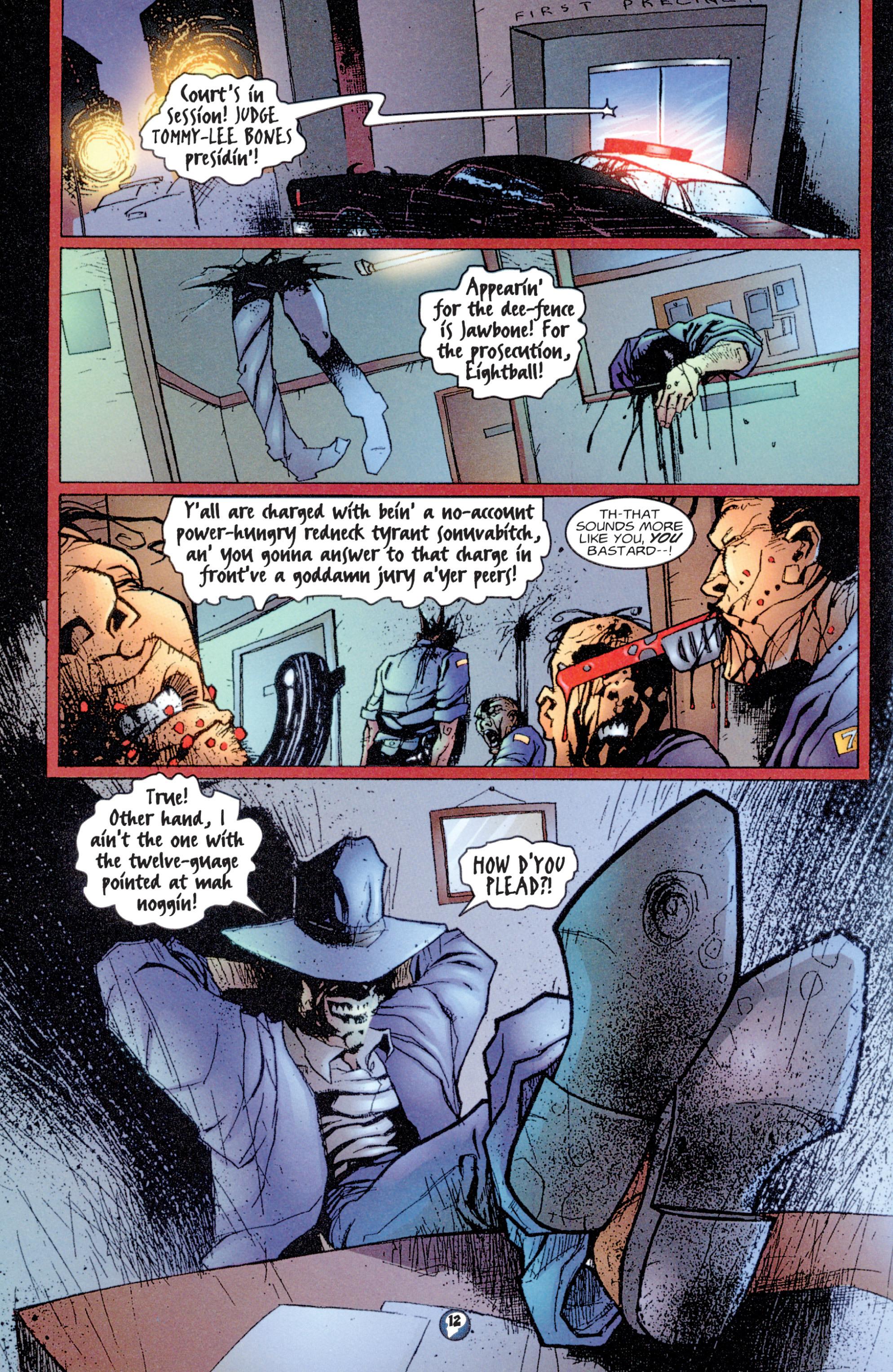 Read online Shadowman (1997) comic -  Issue #2 - 11