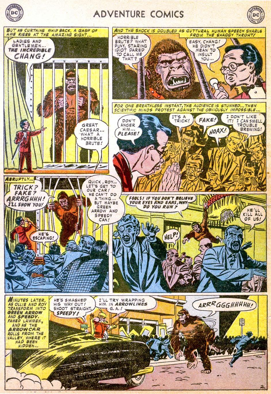 Read online Adventure Comics (1938) comic -  Issue #178 - 36