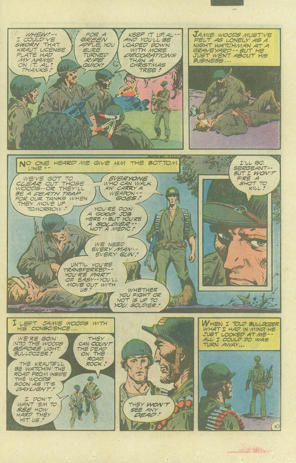 Sgt. Rock issue 387 - Page 14