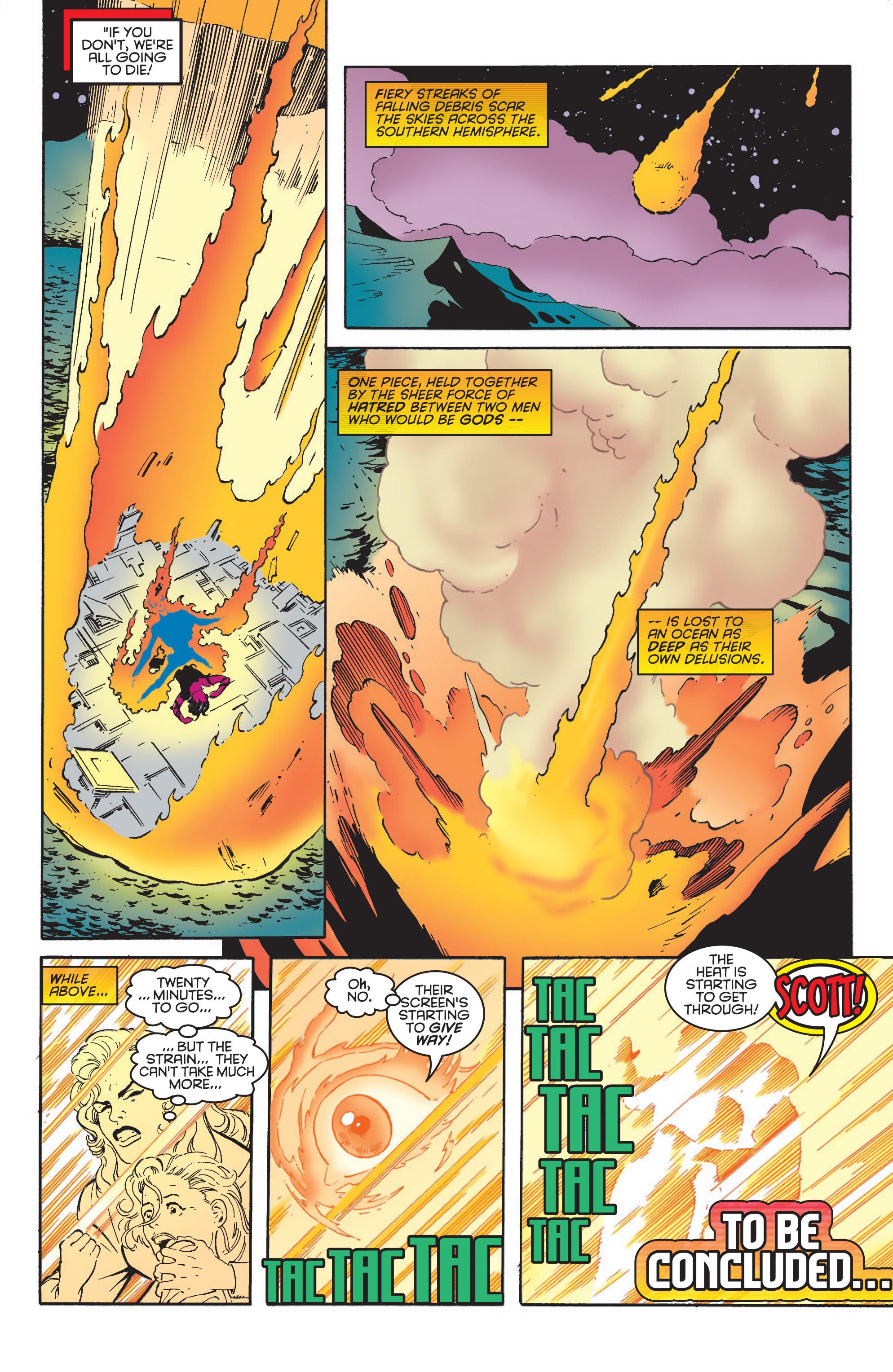 X-Men (1991) 43 Page 21