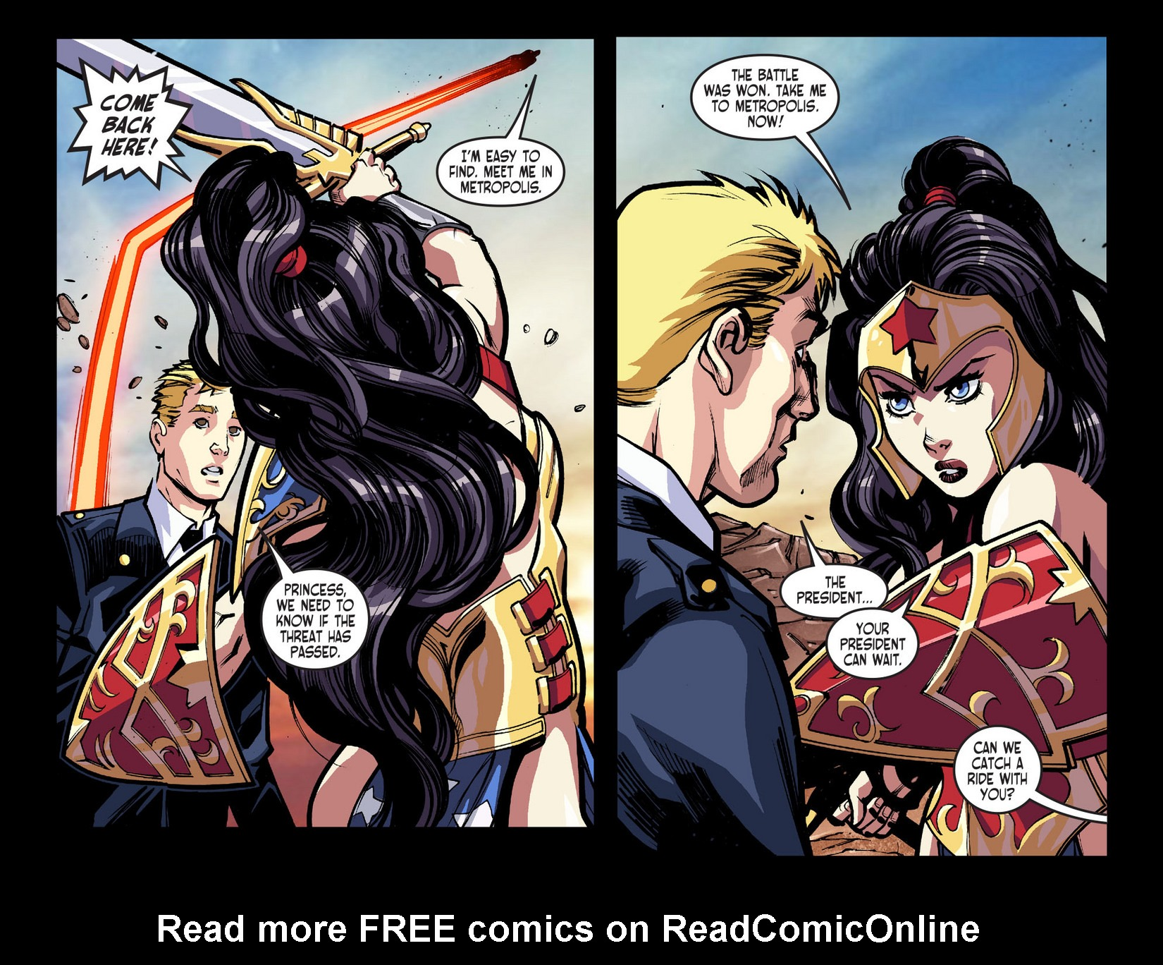 Read online Ame-Comi Girls comic -  Issue #5 - 17
