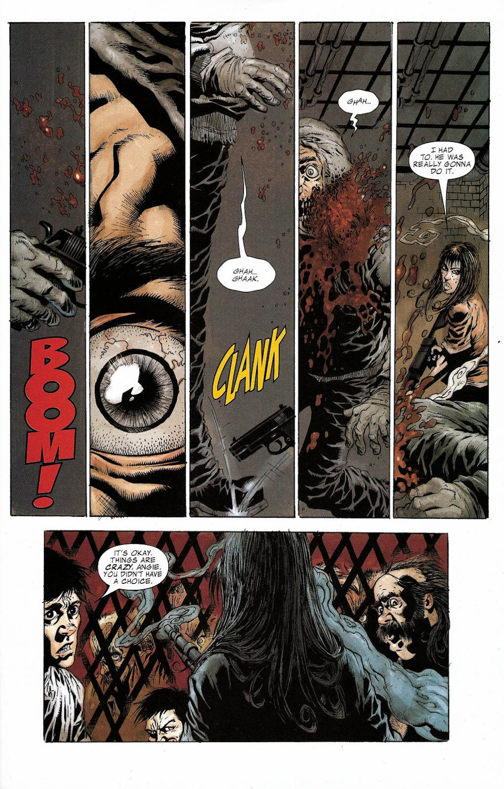 Read online Zombie (2006) comic -  Issue #2 - 22