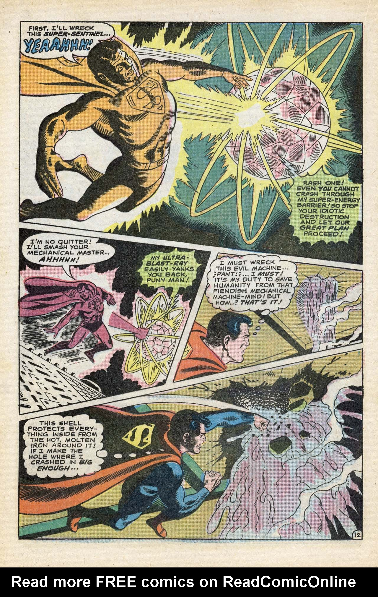 Read online Action Comics (1938) comic -  Issue #369 - 16