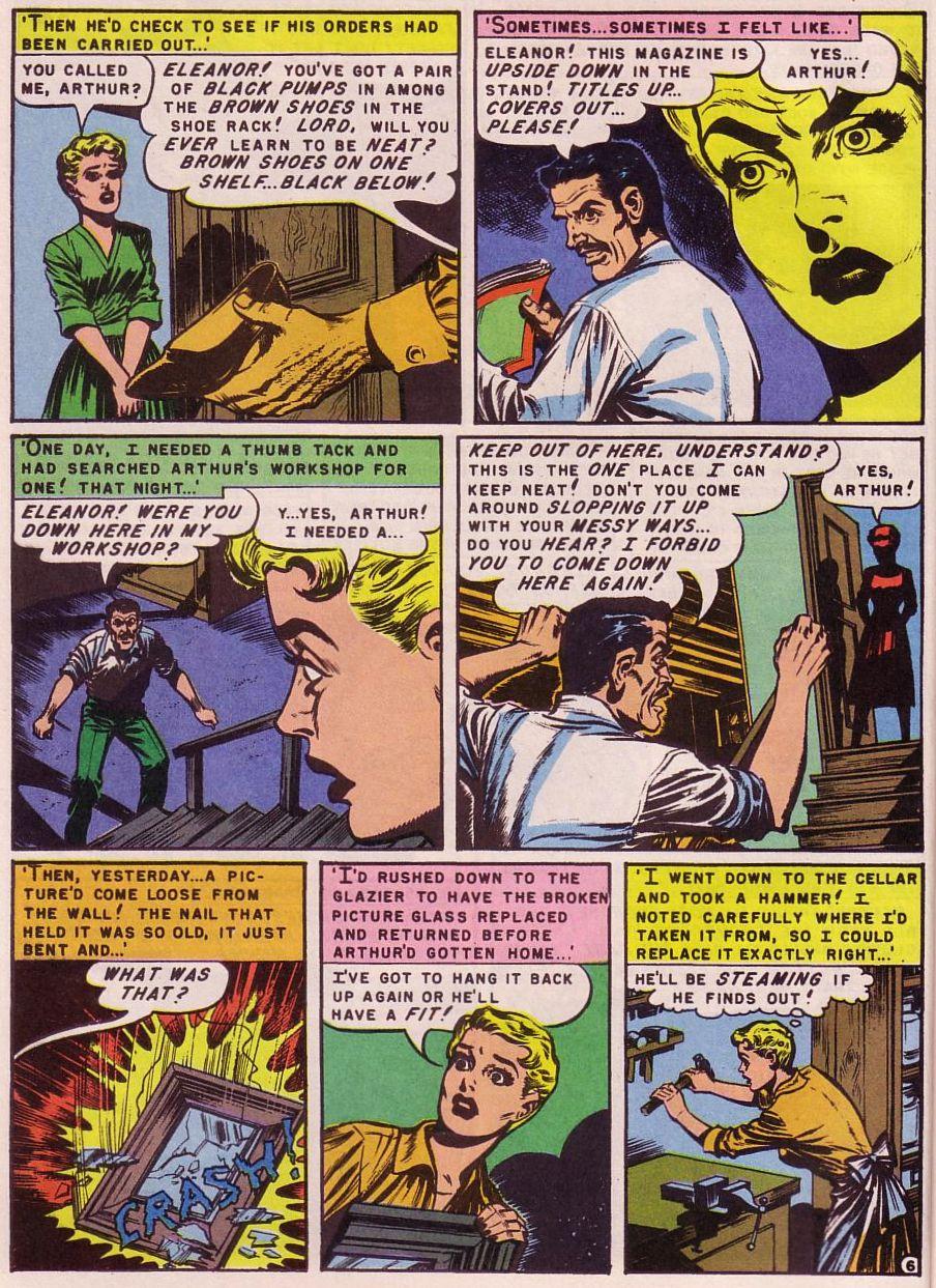 Read online Shock SuspenStories comic -  Issue #1 - 7