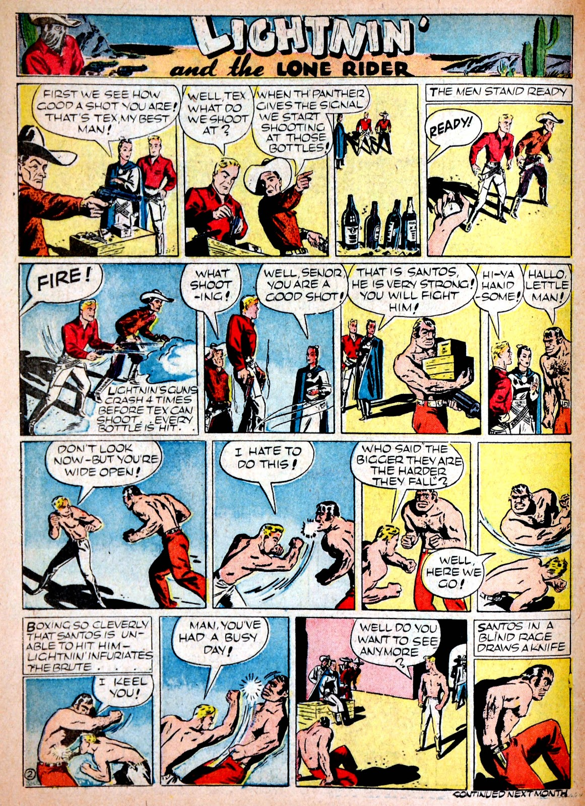 Read online Famous Funnies comic -  Issue #68 - 49