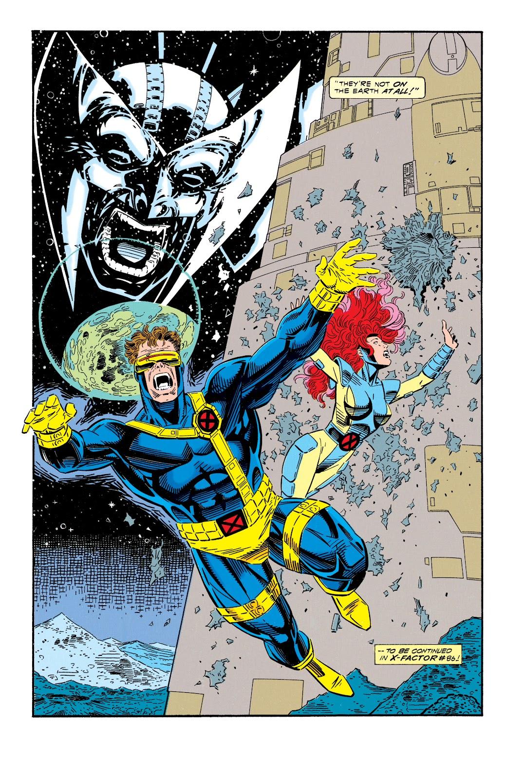 Uncanny X-Men (1963) issue 296 - Page 24