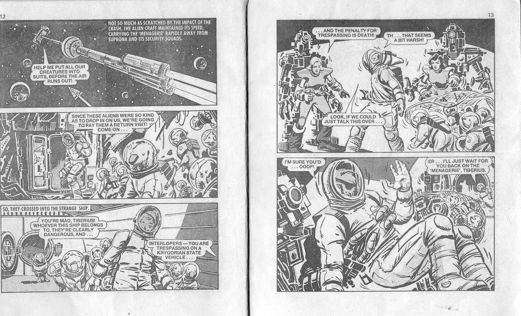 Starblazer issue 194 - Page 7