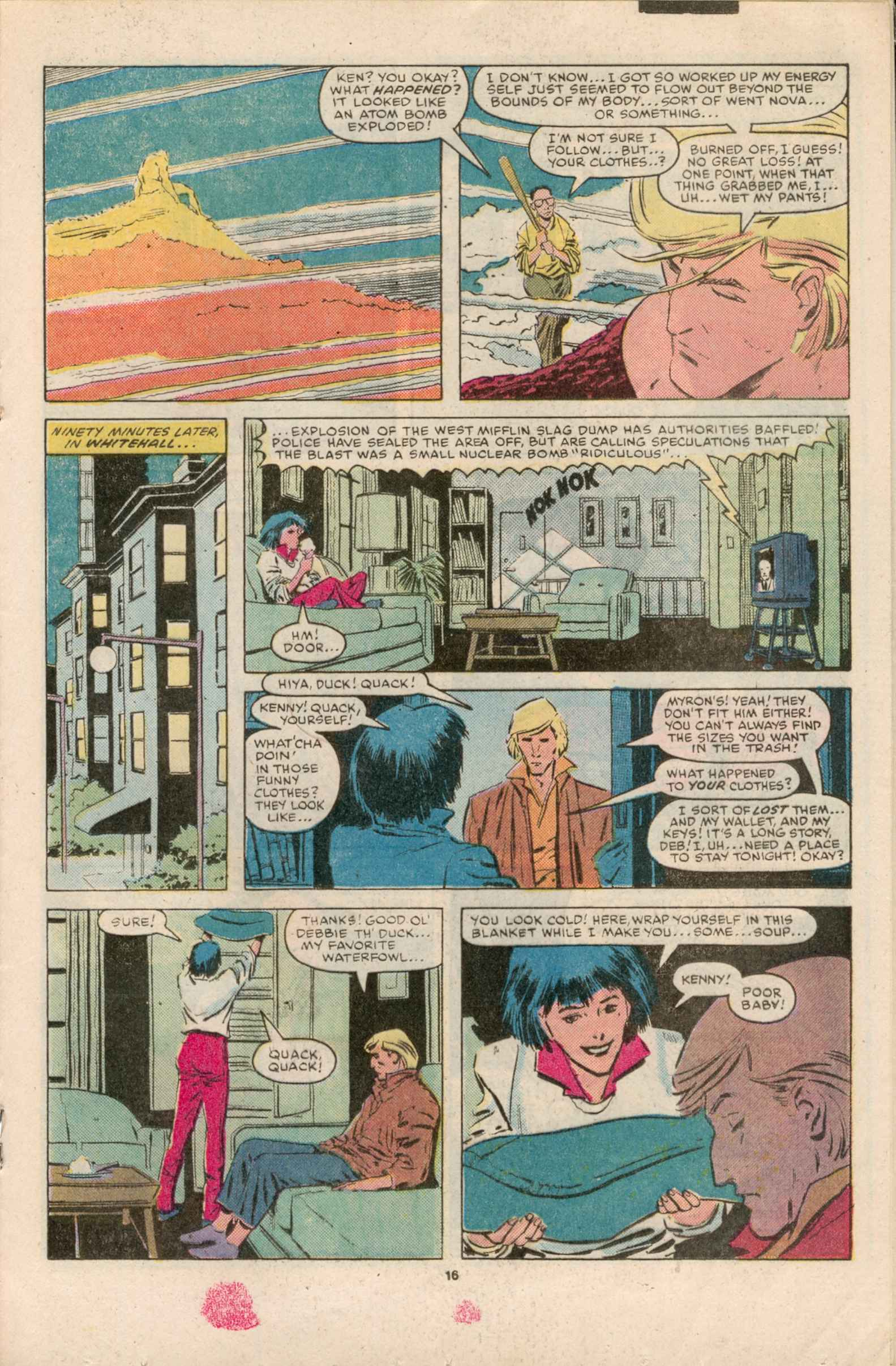 Read online Star Brand comic -  Issue #1 - 17