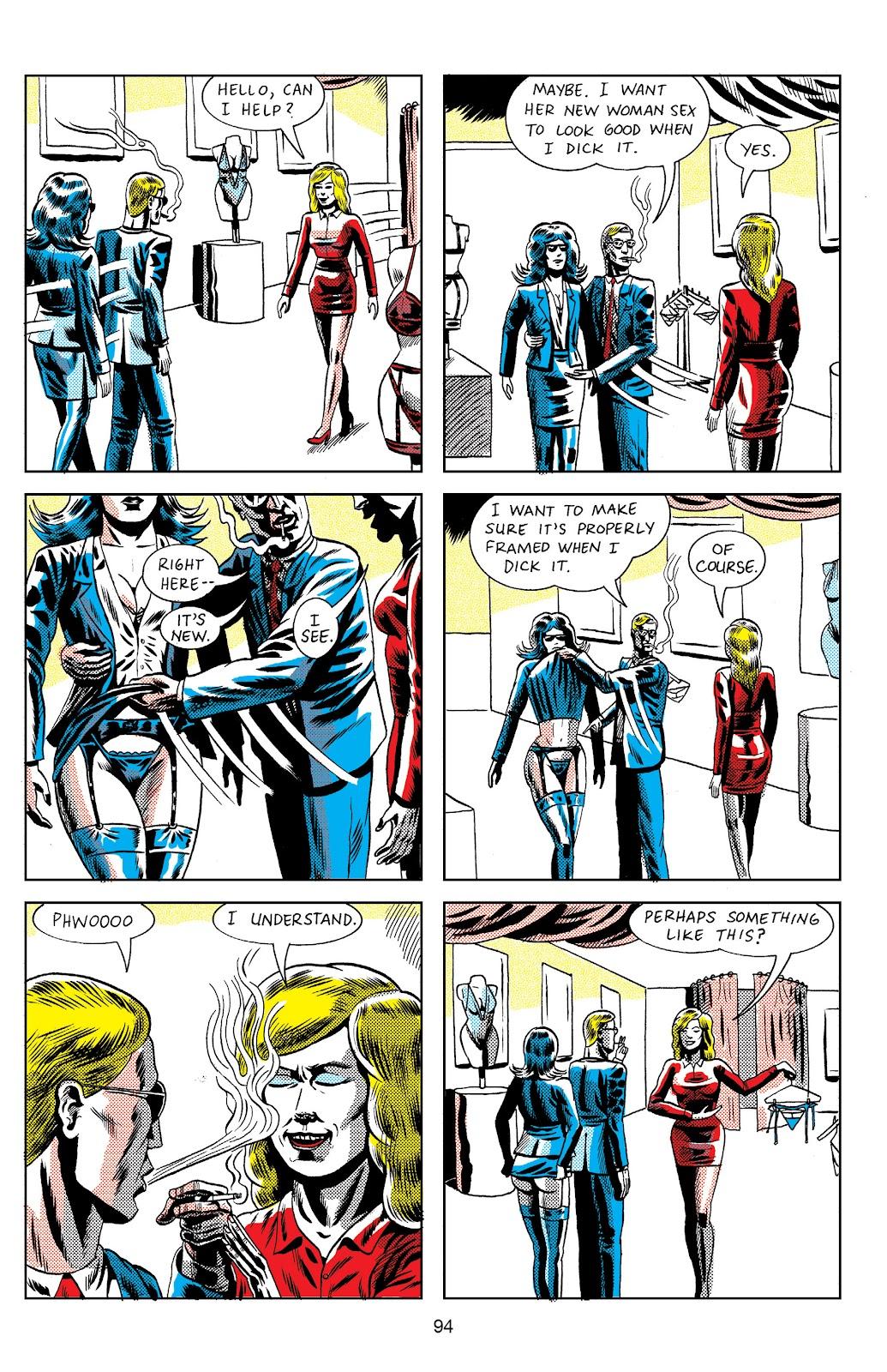 Read online Terror Assaulter: O.M.W.O.T (One Man War On Terror) comic -  Issue # TPB - 92