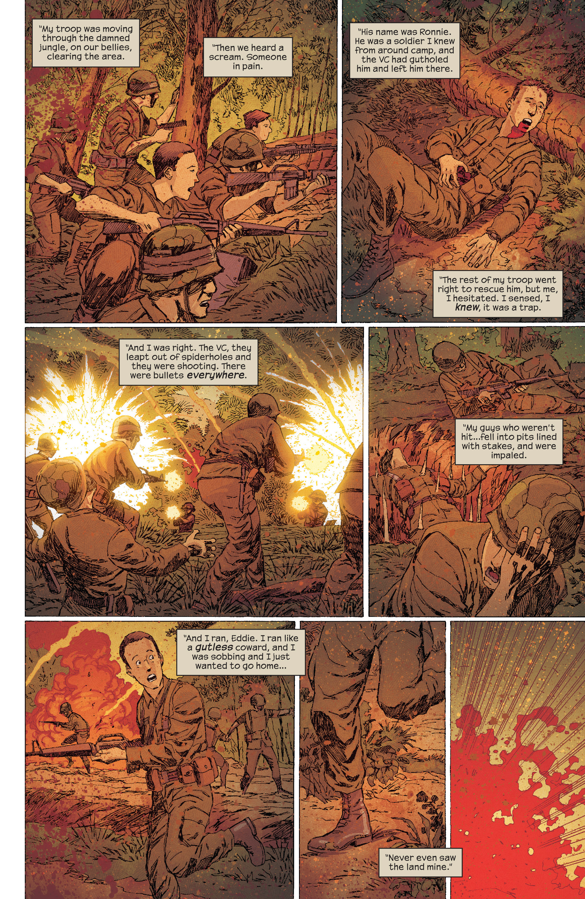 Read online Dark Tower: The Drawing of the Three - The Prisoner comic -  Issue #3 - 20