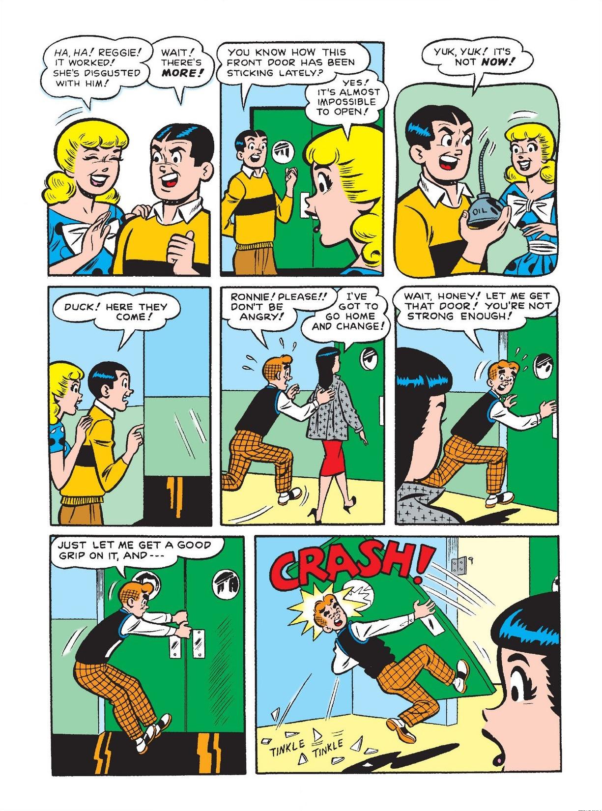 Read online Archie 1000 Page Comics Bonanza comic -  Issue #3 (Part 2) - 149