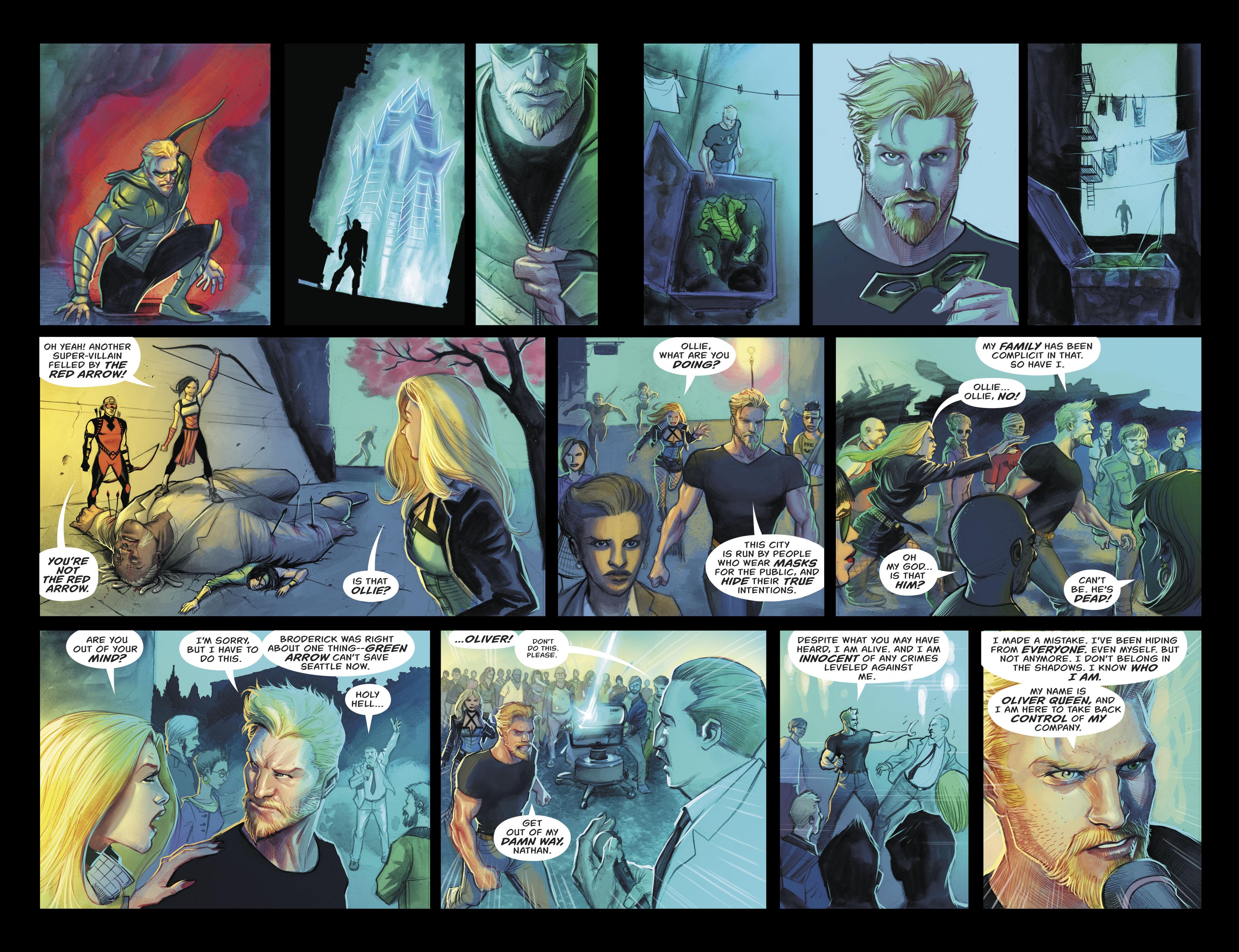Read online Green Arrow (2016) comic -  Issue #24 - 14