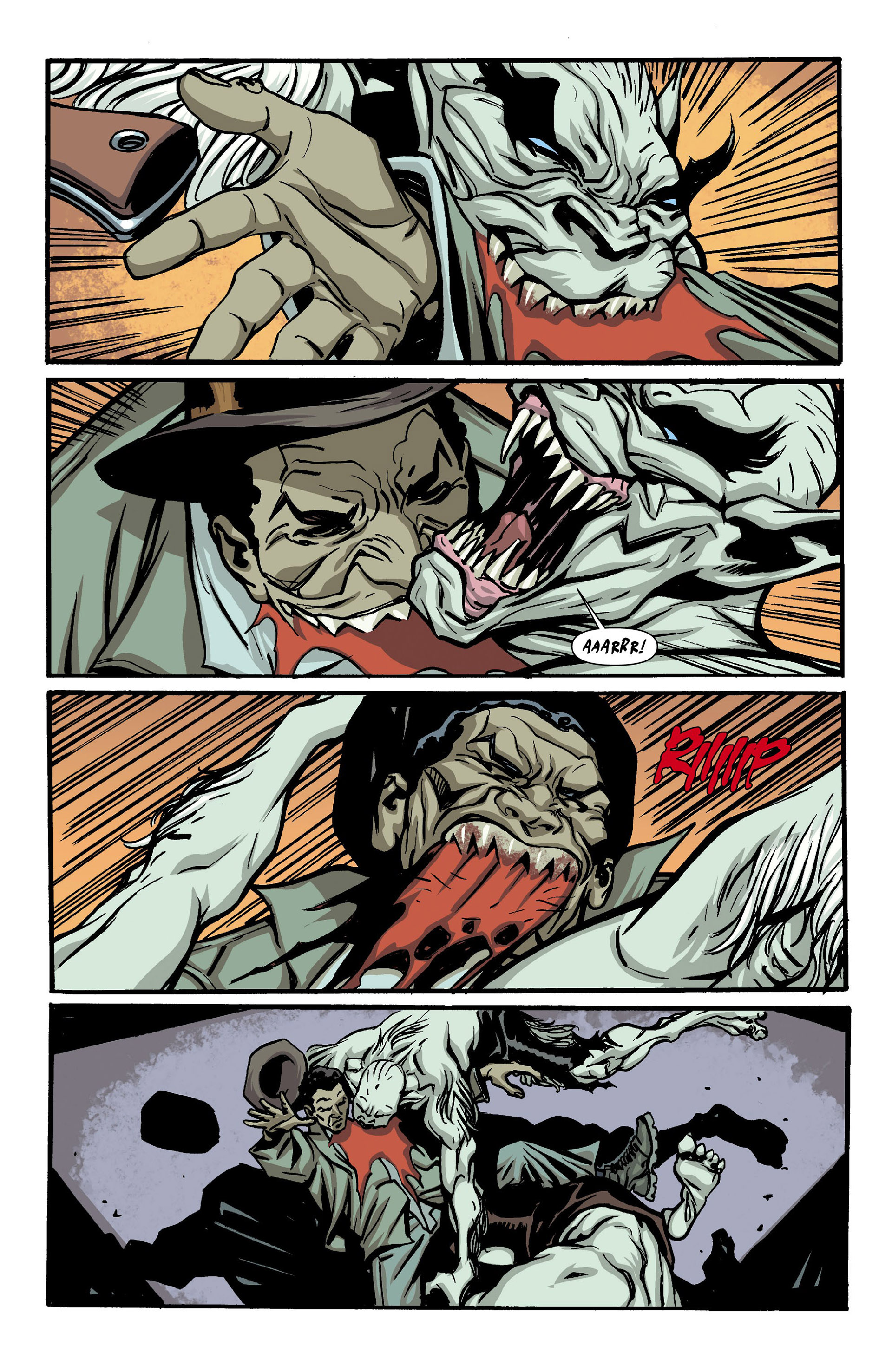 Read online American Vampire comic -  Issue #27 - 17