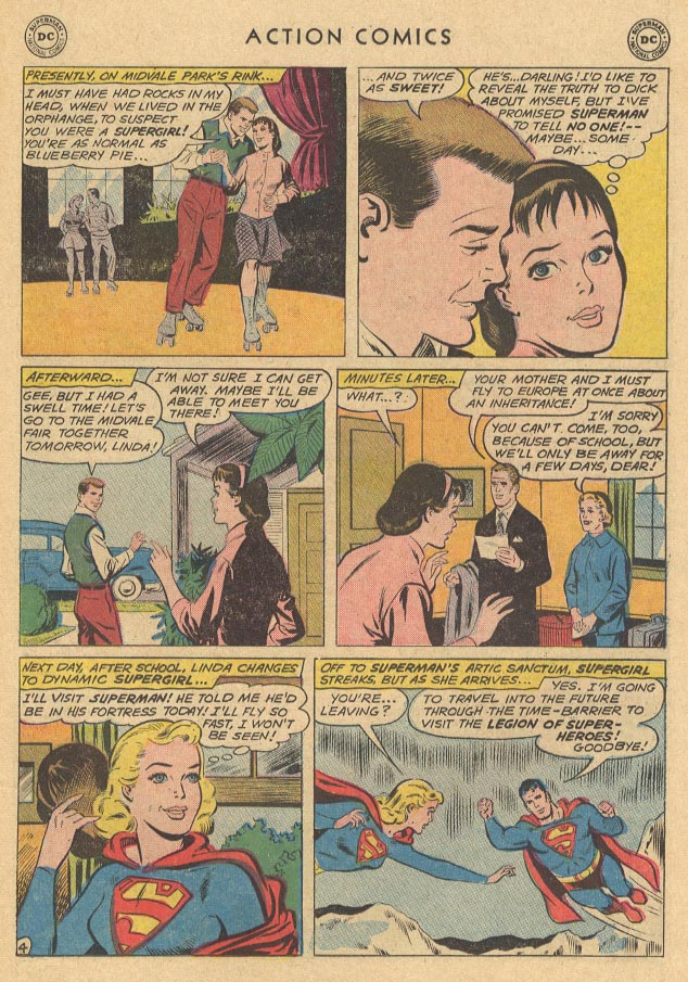 Read online Action Comics (1938) comic -  Issue #283 - 23