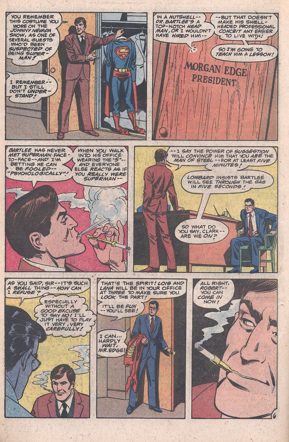 Read online Action Comics (1938) comic -  Issue #501 - 10