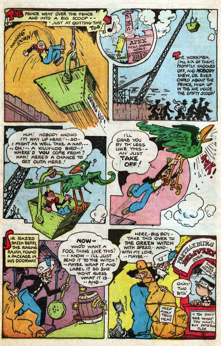 Jingle Jangle Comics issue 42 - Page 40