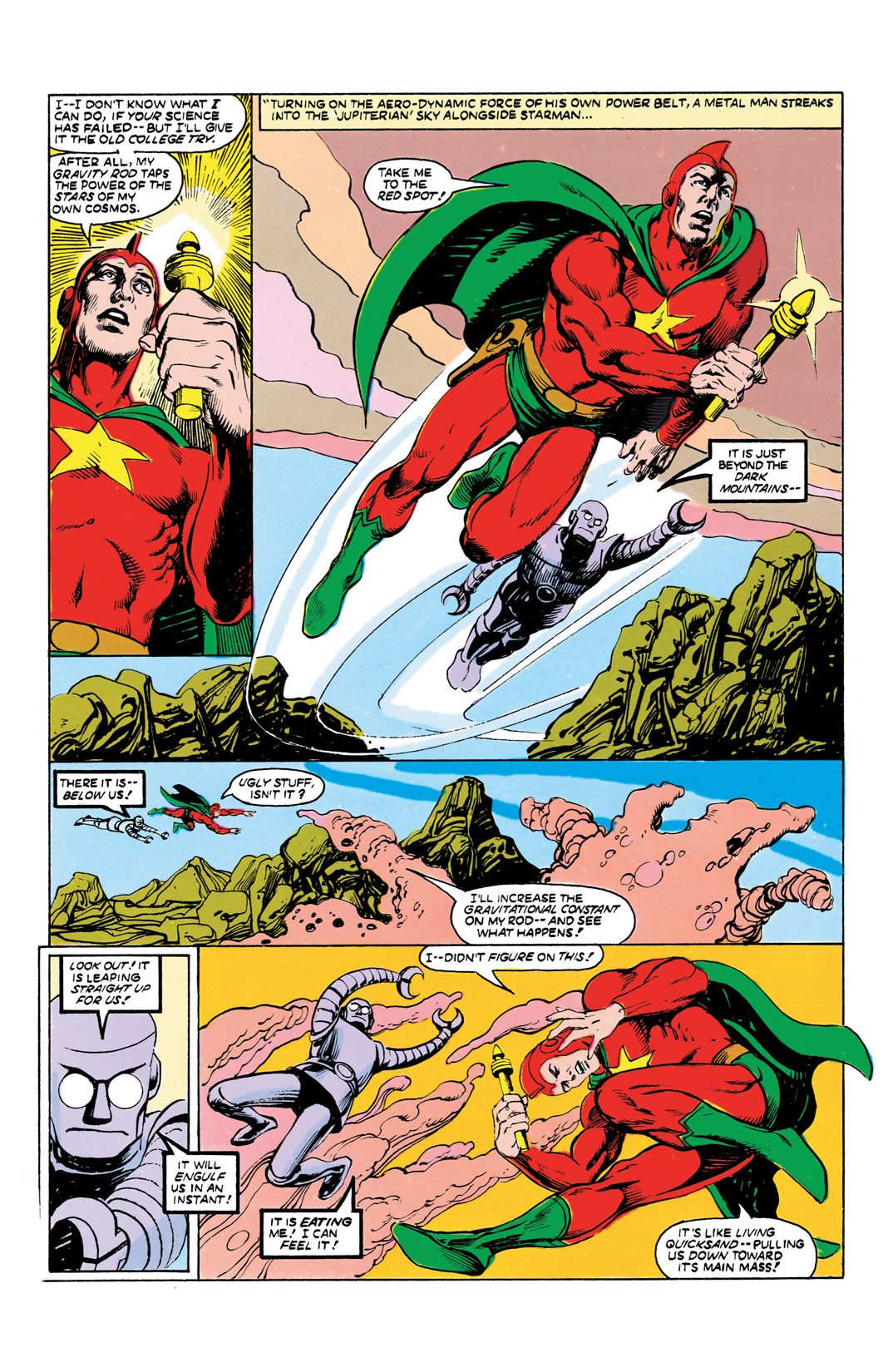 Read online All-Star Squadron comic -  Issue #57 - 14