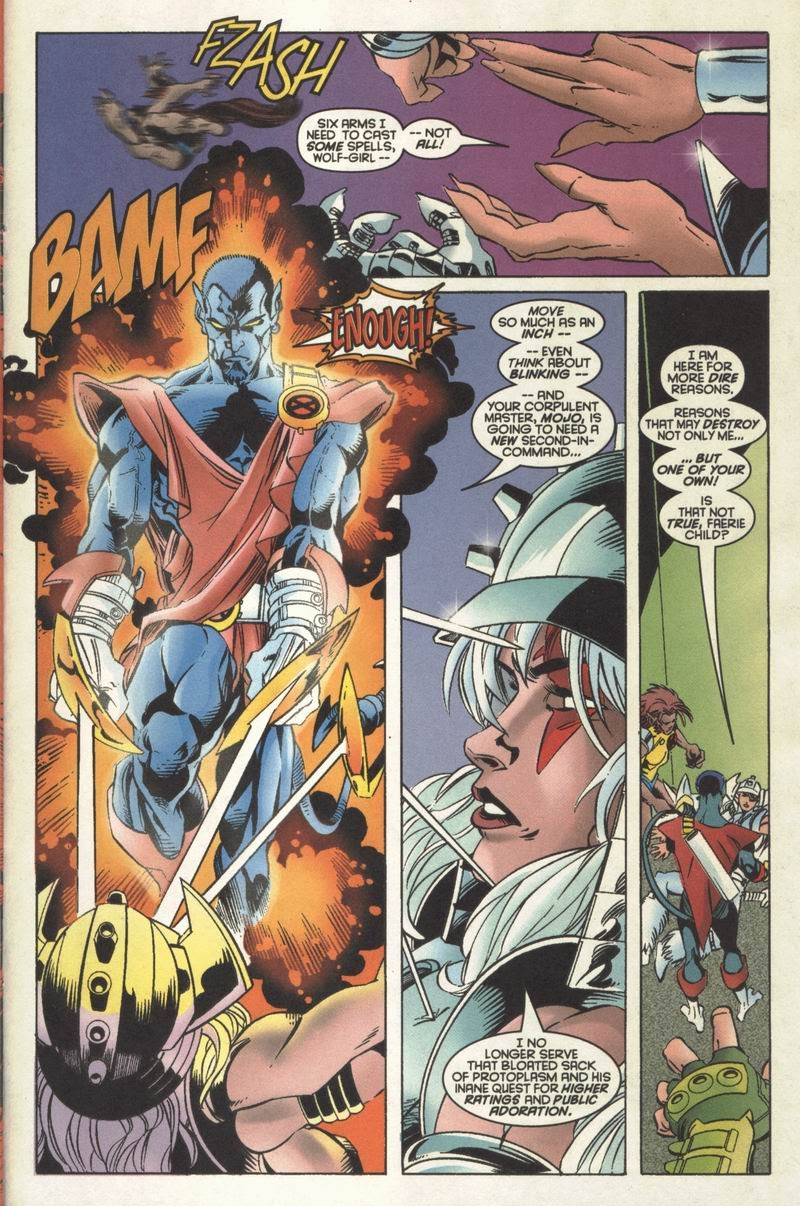 Excalibur (1988) issue 109 - Page 16