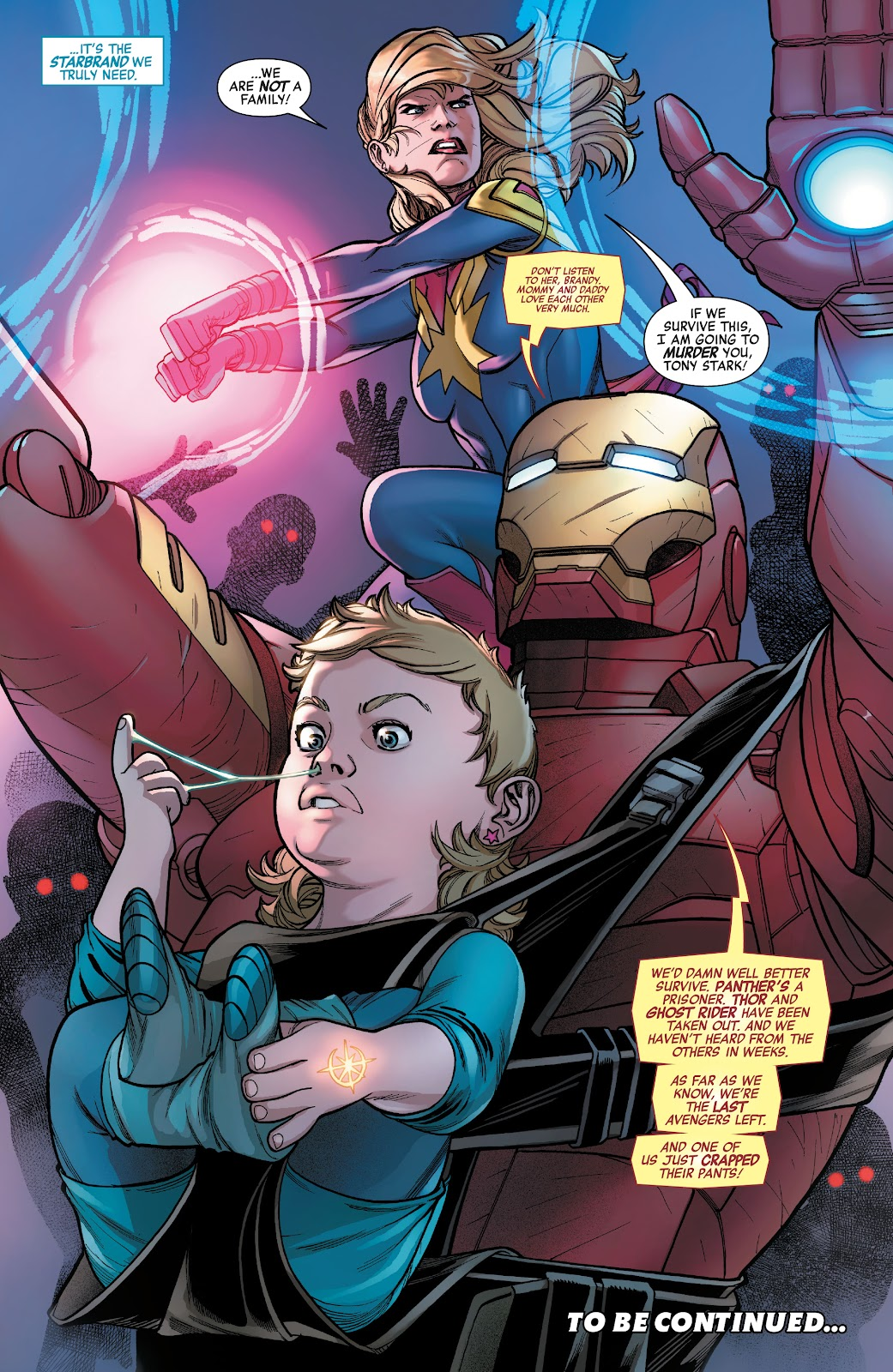 Avengers (2018) issue 34 - Page 21