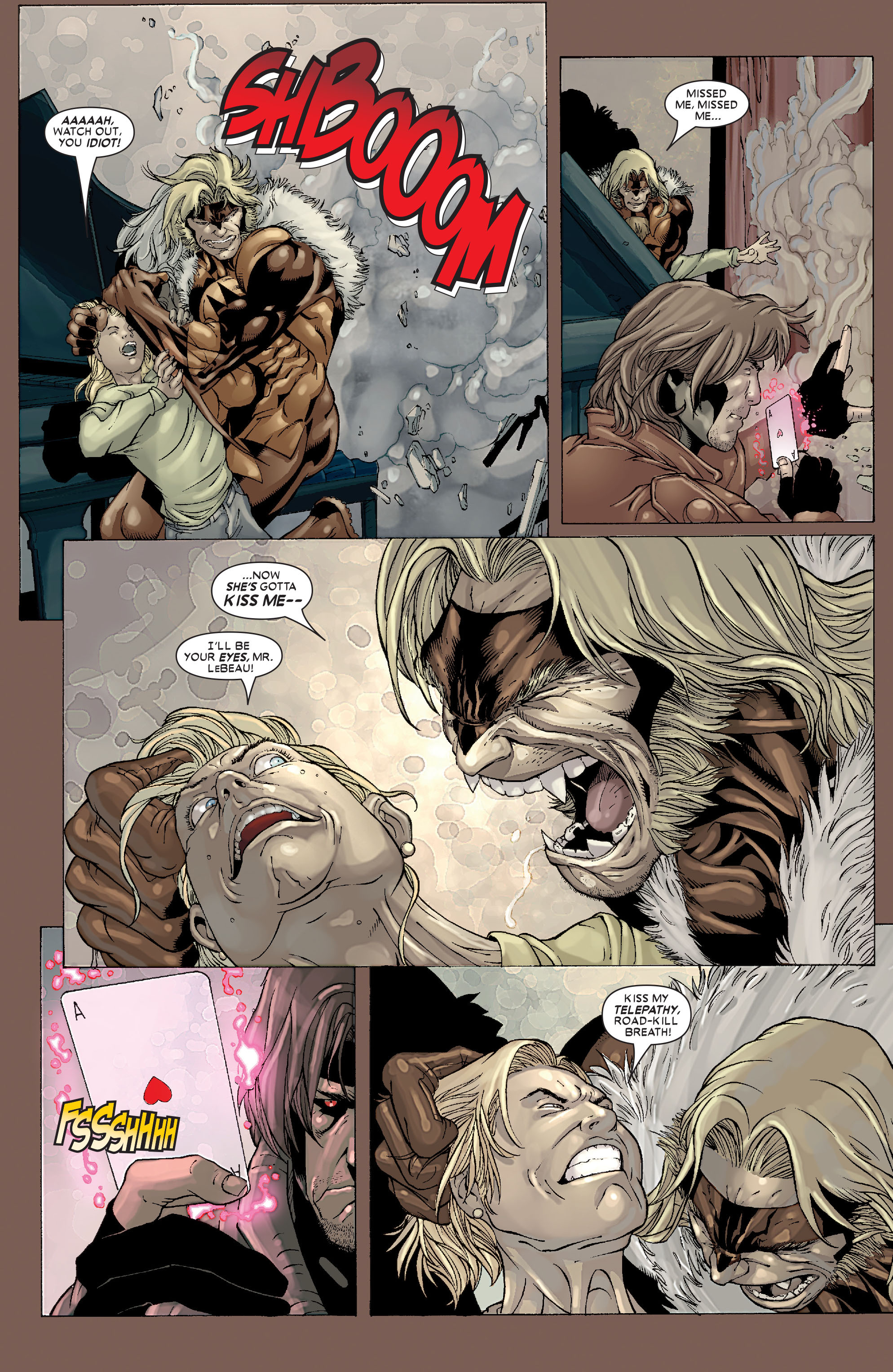 X-Men (1991) 163 Page 8