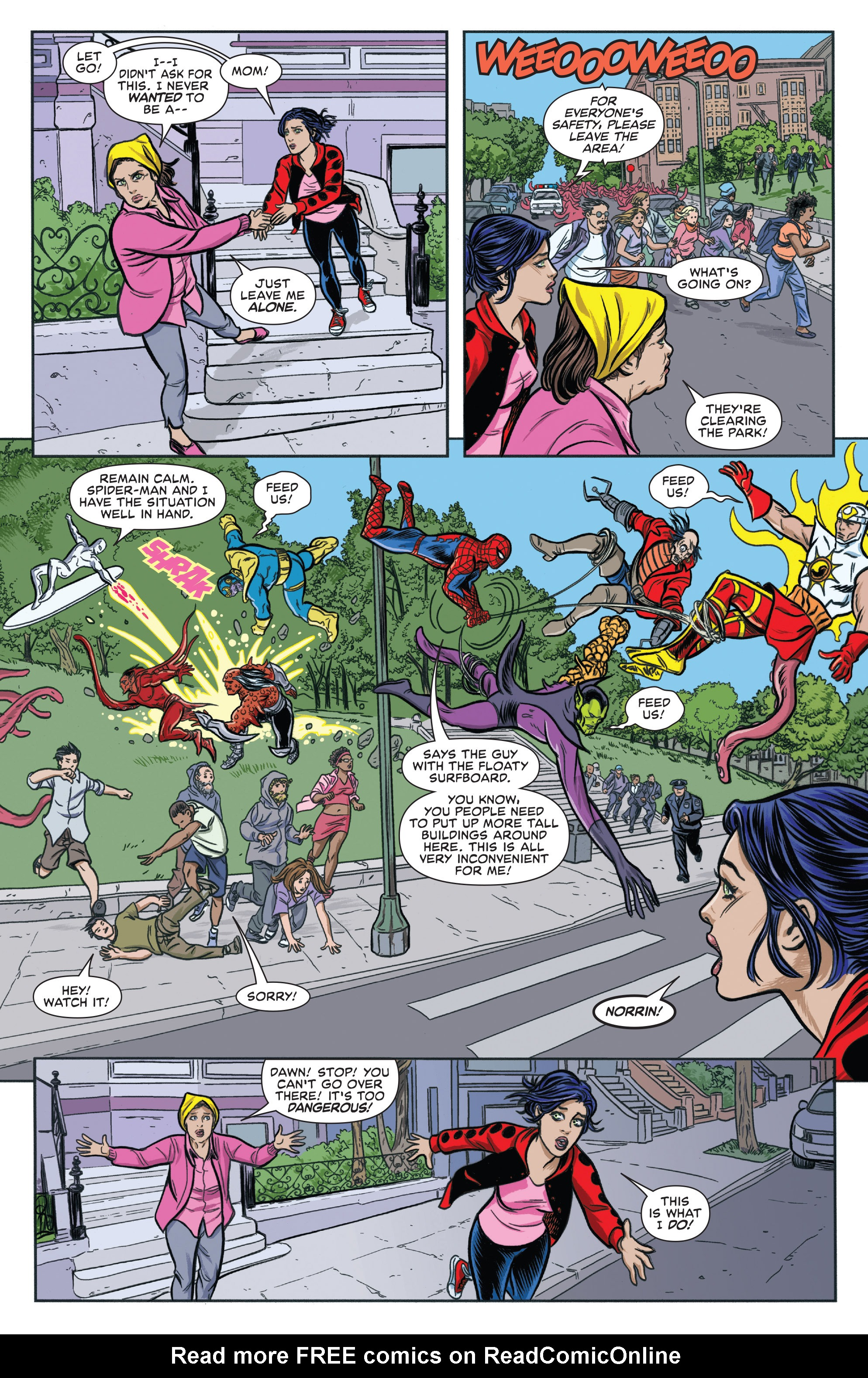 Read online Silver Surfer (2016) comic -  Issue #6 - 17