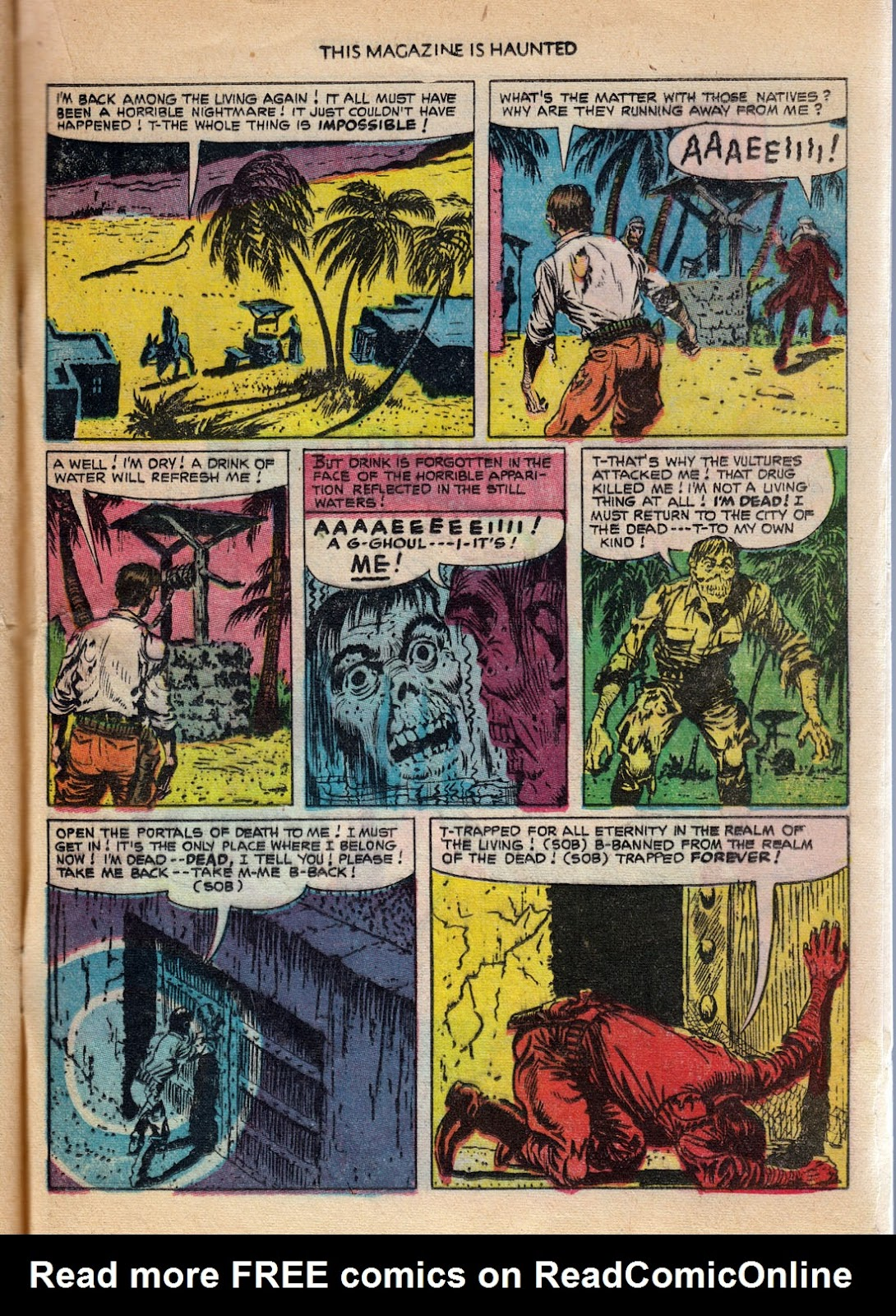 Read online This Magazine Is Haunted comic -  Issue #10 - 17