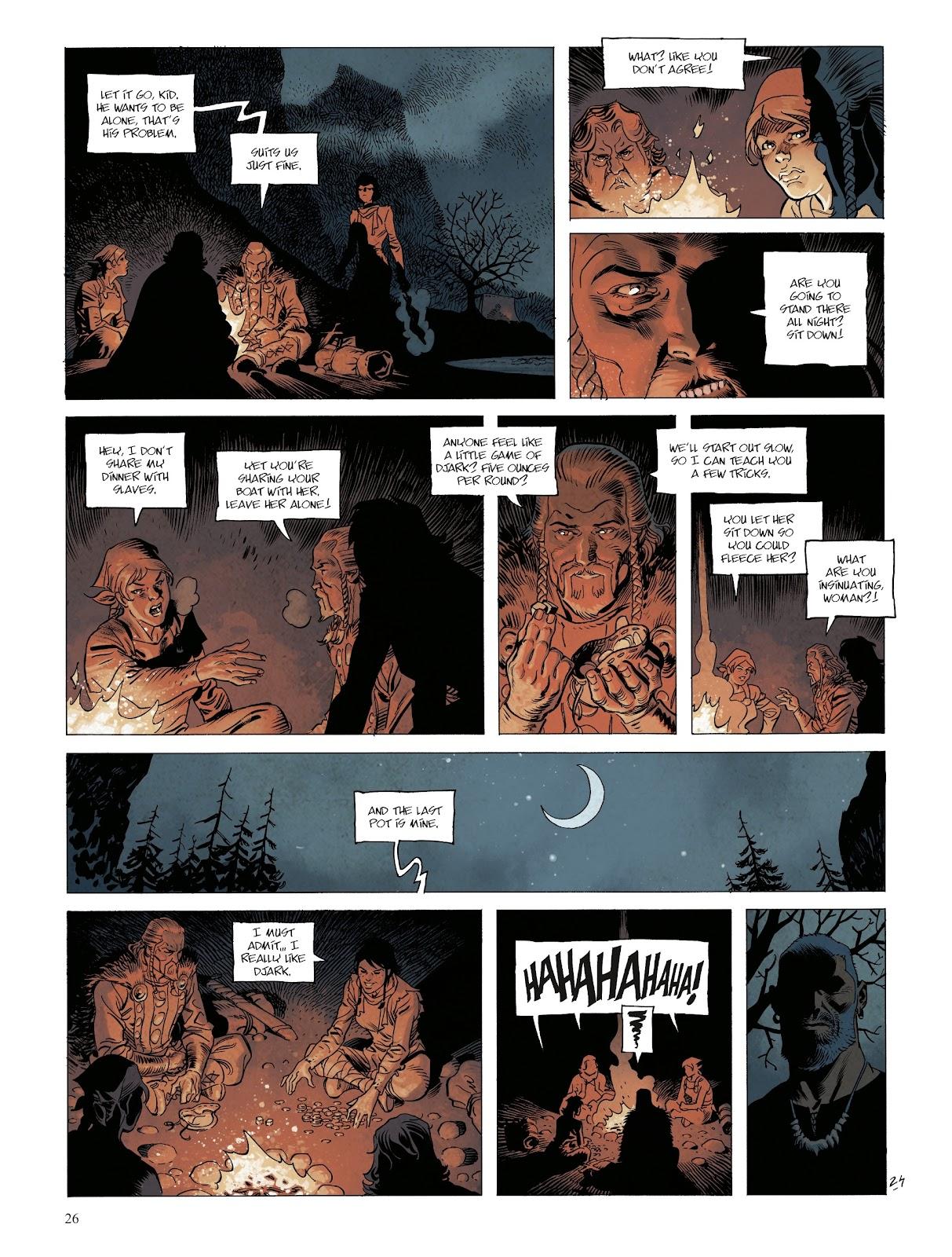 Read online Asgard comic -  Issue #1 - 28