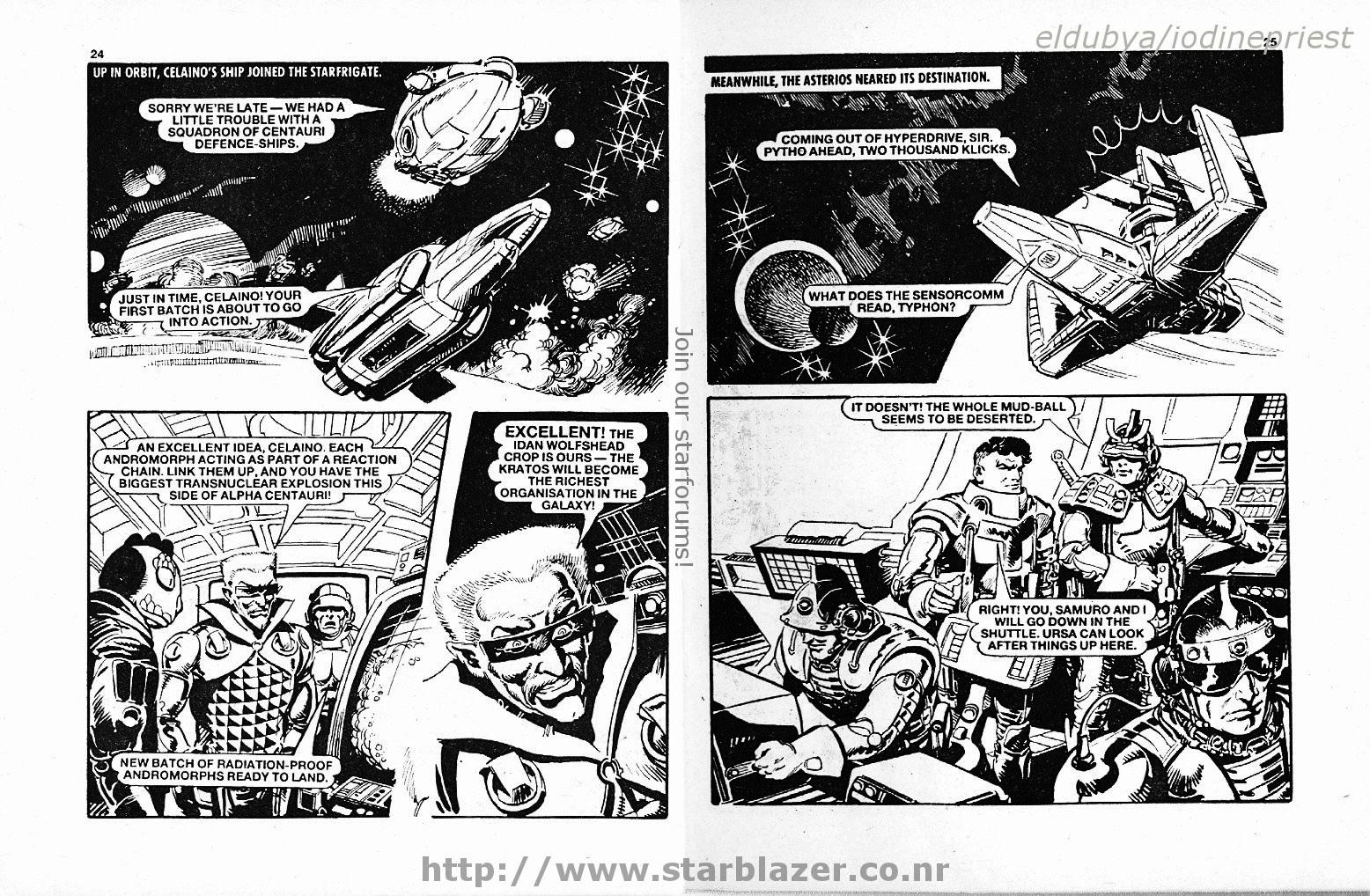 Starblazer issue 172 - Page 14