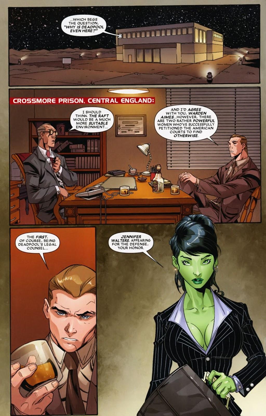 Read online Deadpool (2008) comic -  Issue #40 - 4