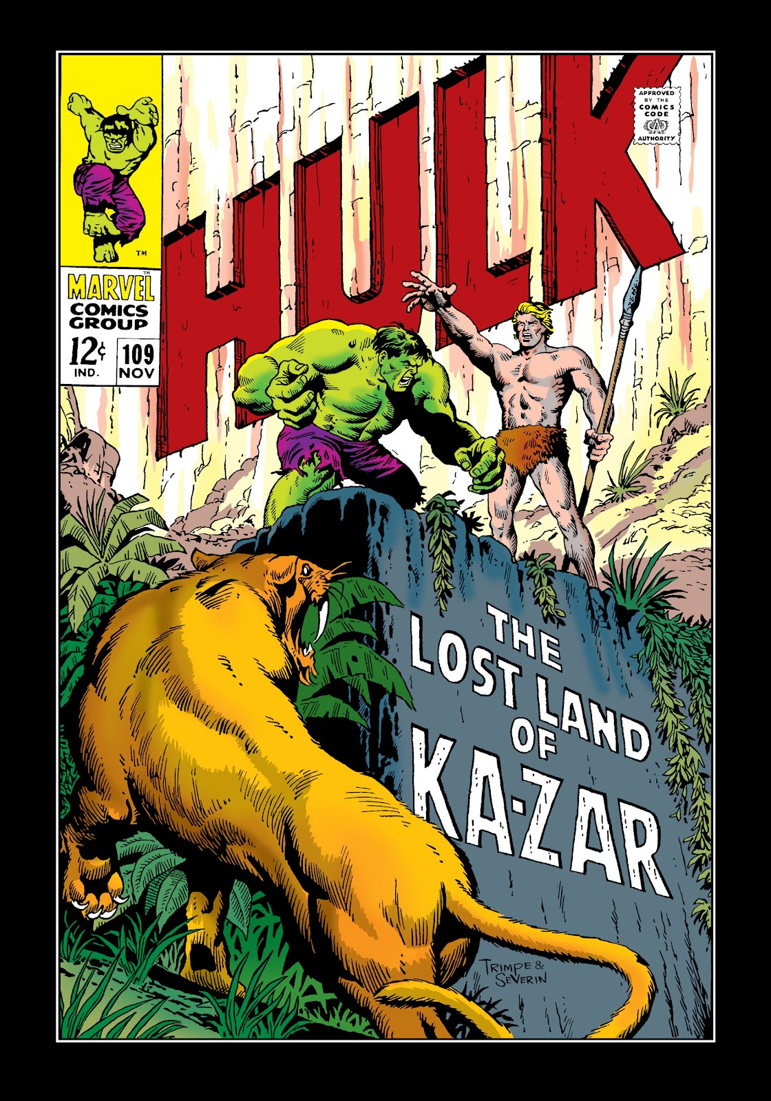 Read online Marvel Masterworks: The Incredible Hulk comic -  Issue # TPB 4 (Part 2) - 86