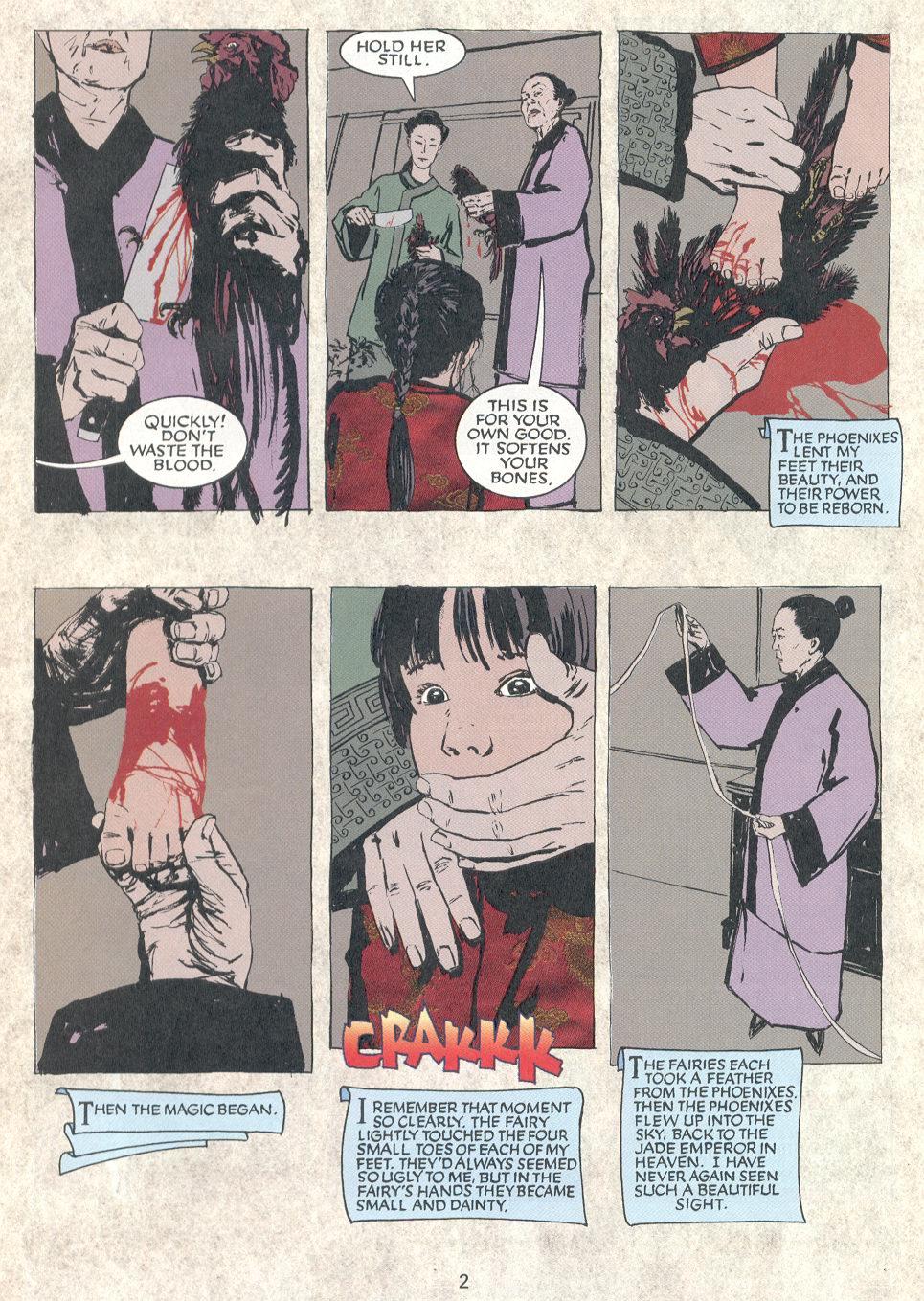 Read online Flinch comic -  Issue #8 - 19
