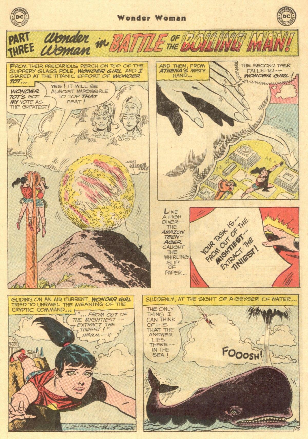 Read online Wonder Woman (1942) comic -  Issue #154 - 19