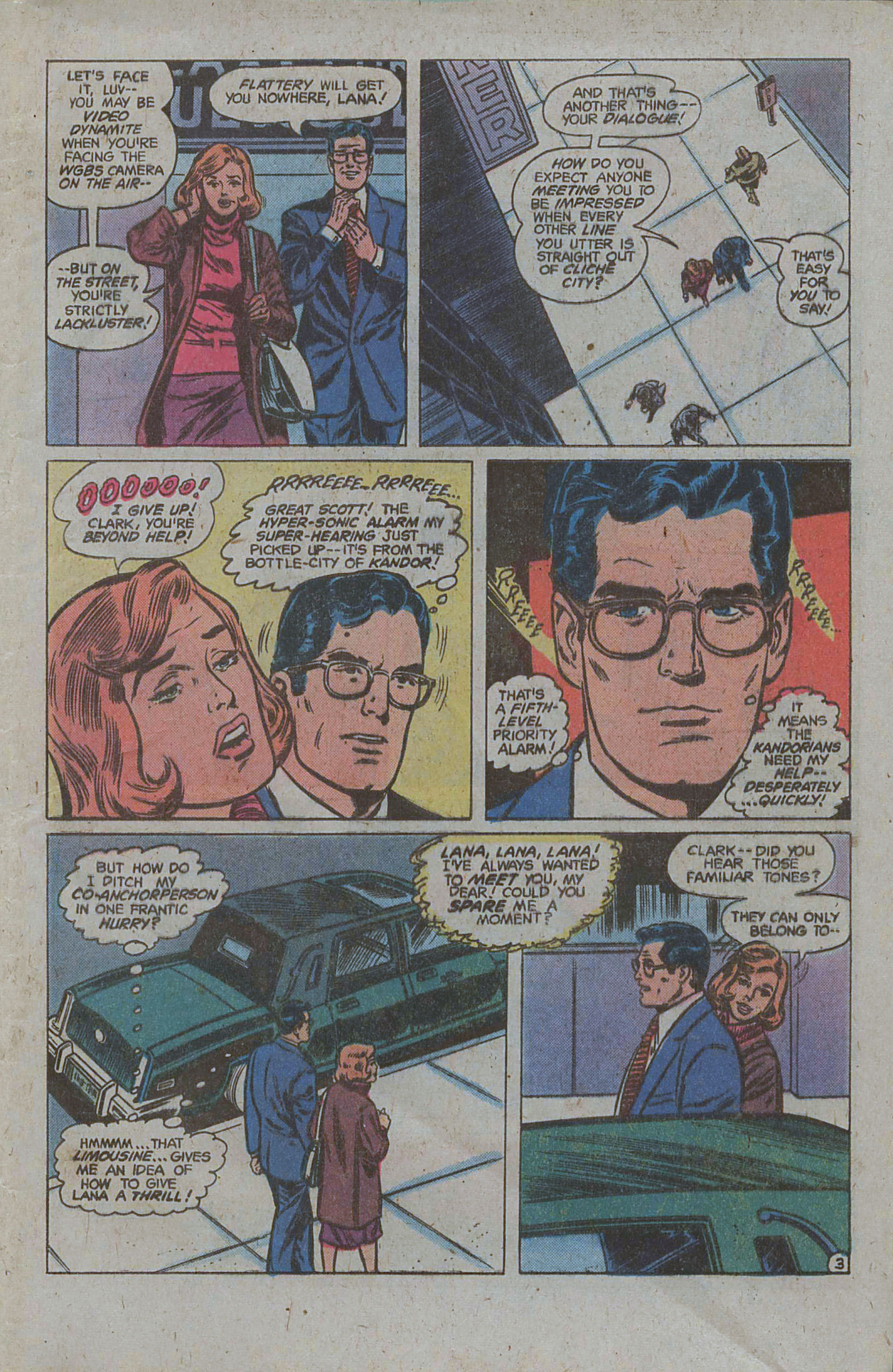 Read online Action Comics (1938) comic -  Issue #496 - 5