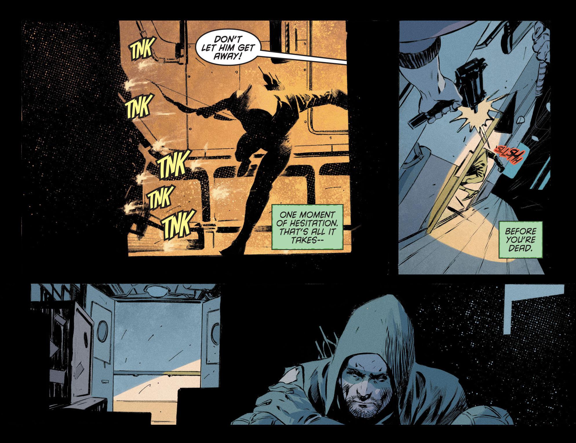 Read online Arrow [II] comic -  Issue #12 - 15