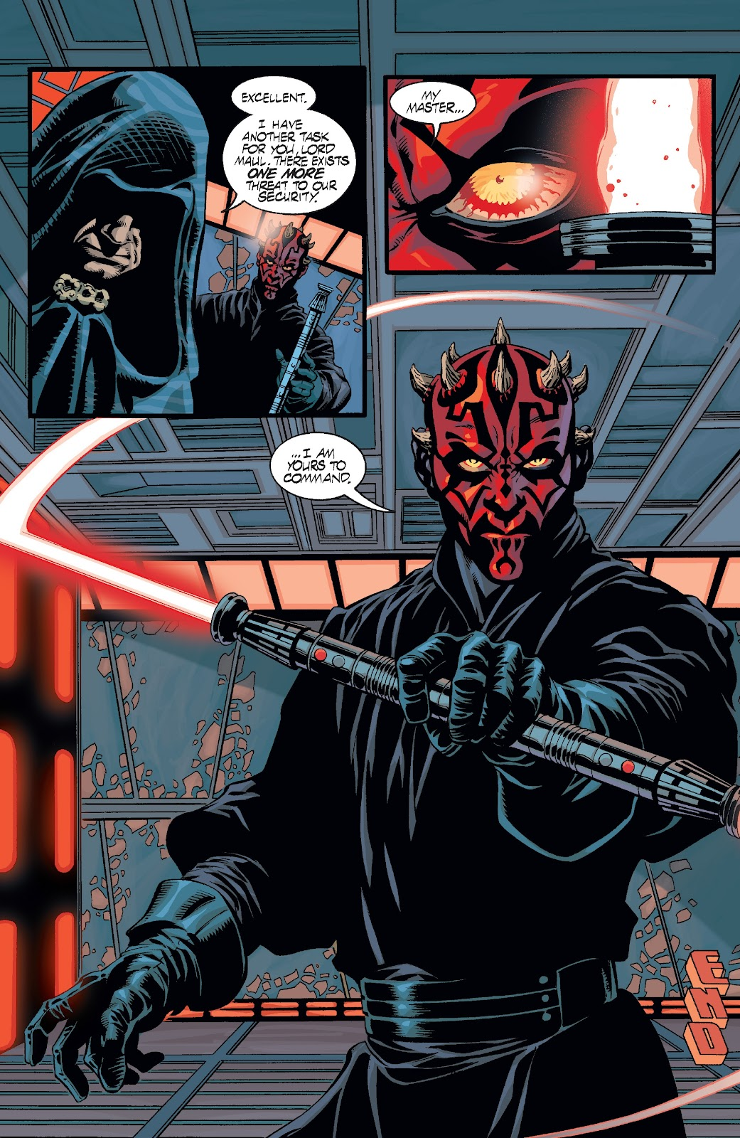 Read online Star Wars Legends: Rise of the Sith - Epic Collection comic -  Issue # TPB 2 (Part 3) - 28