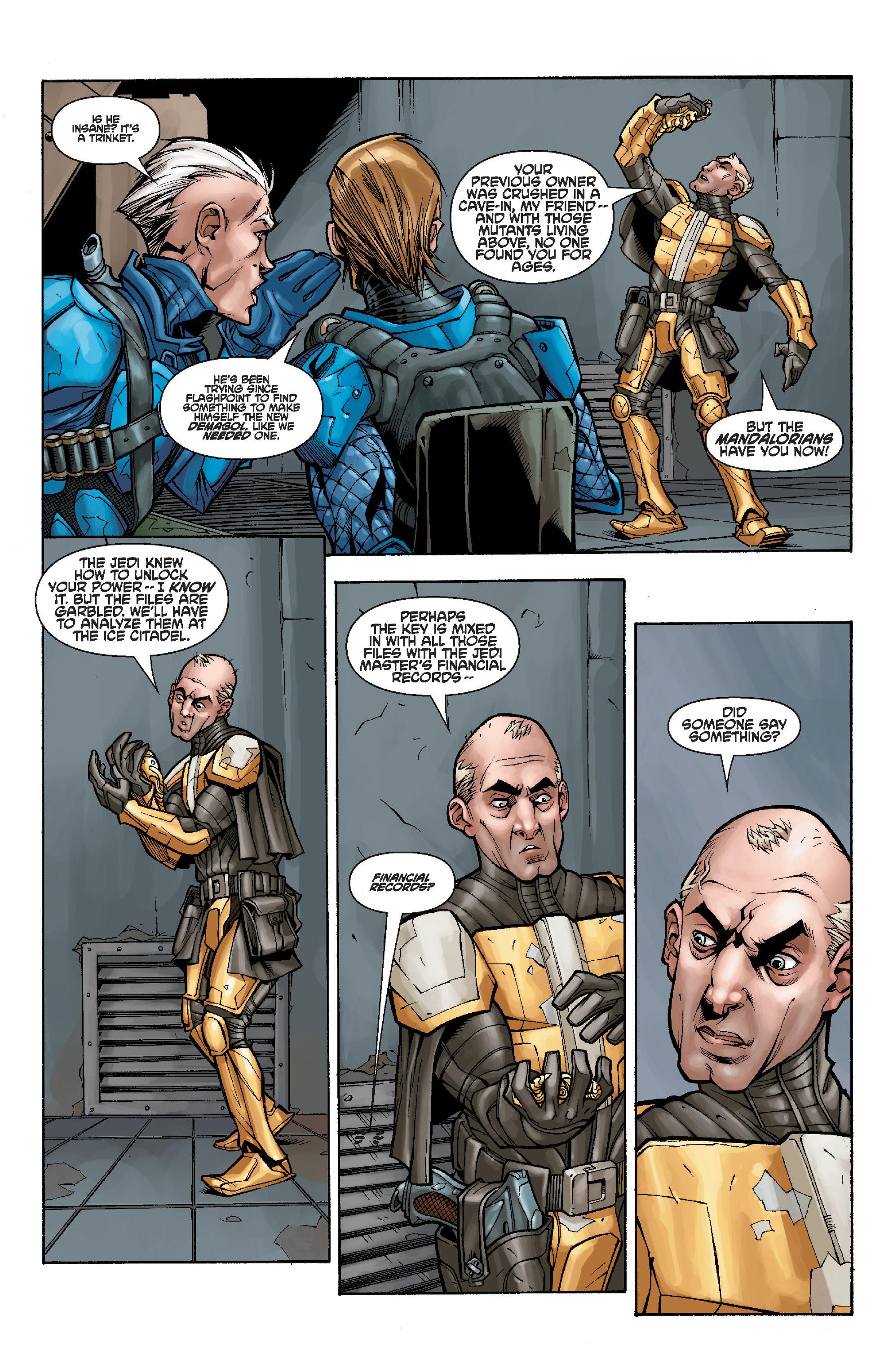 Read online Star Wars Omnibus comic -  Issue # Vol. 32 - 169
