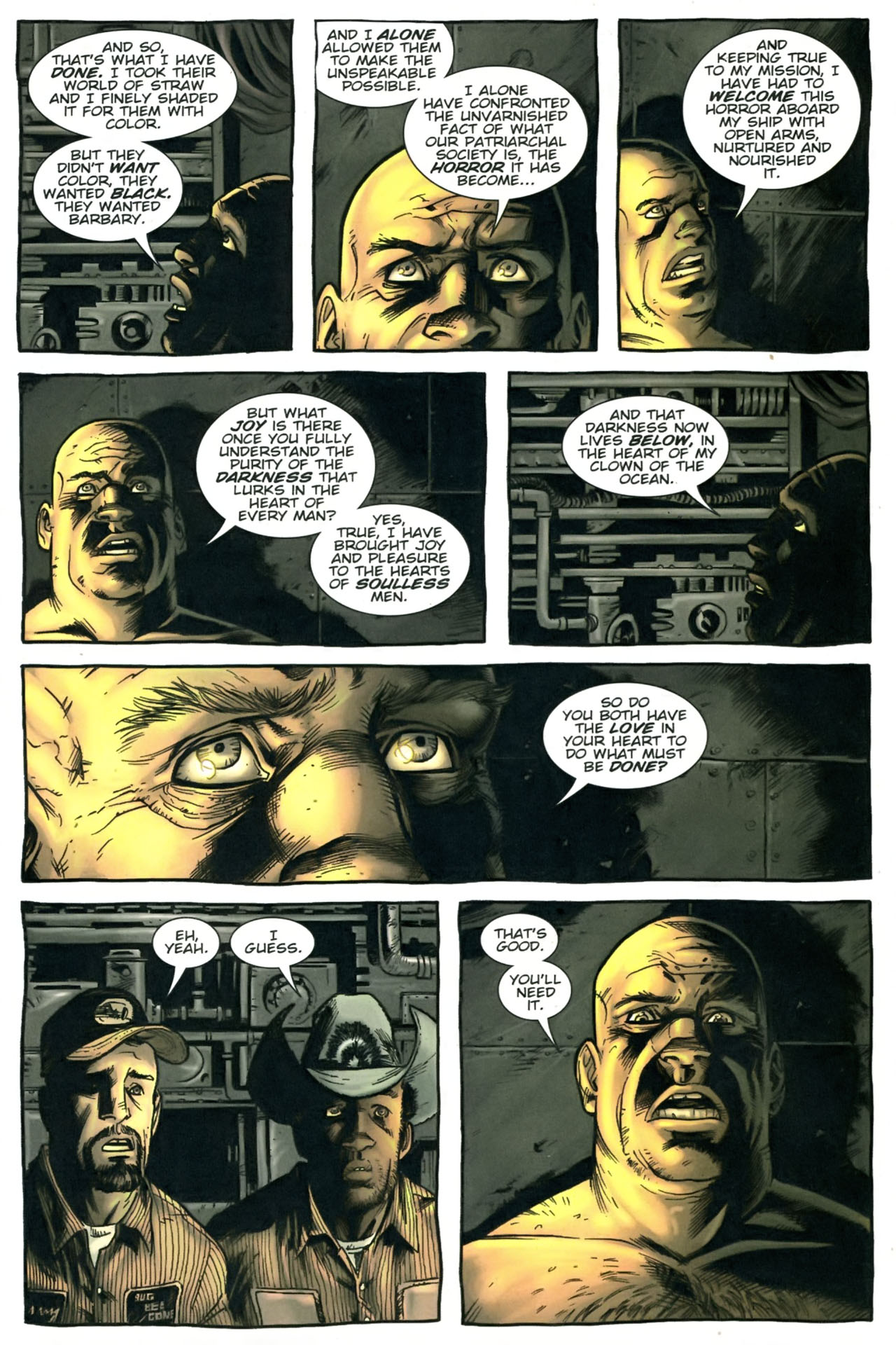Read online The Exterminators comic -  Issue #24 - 9