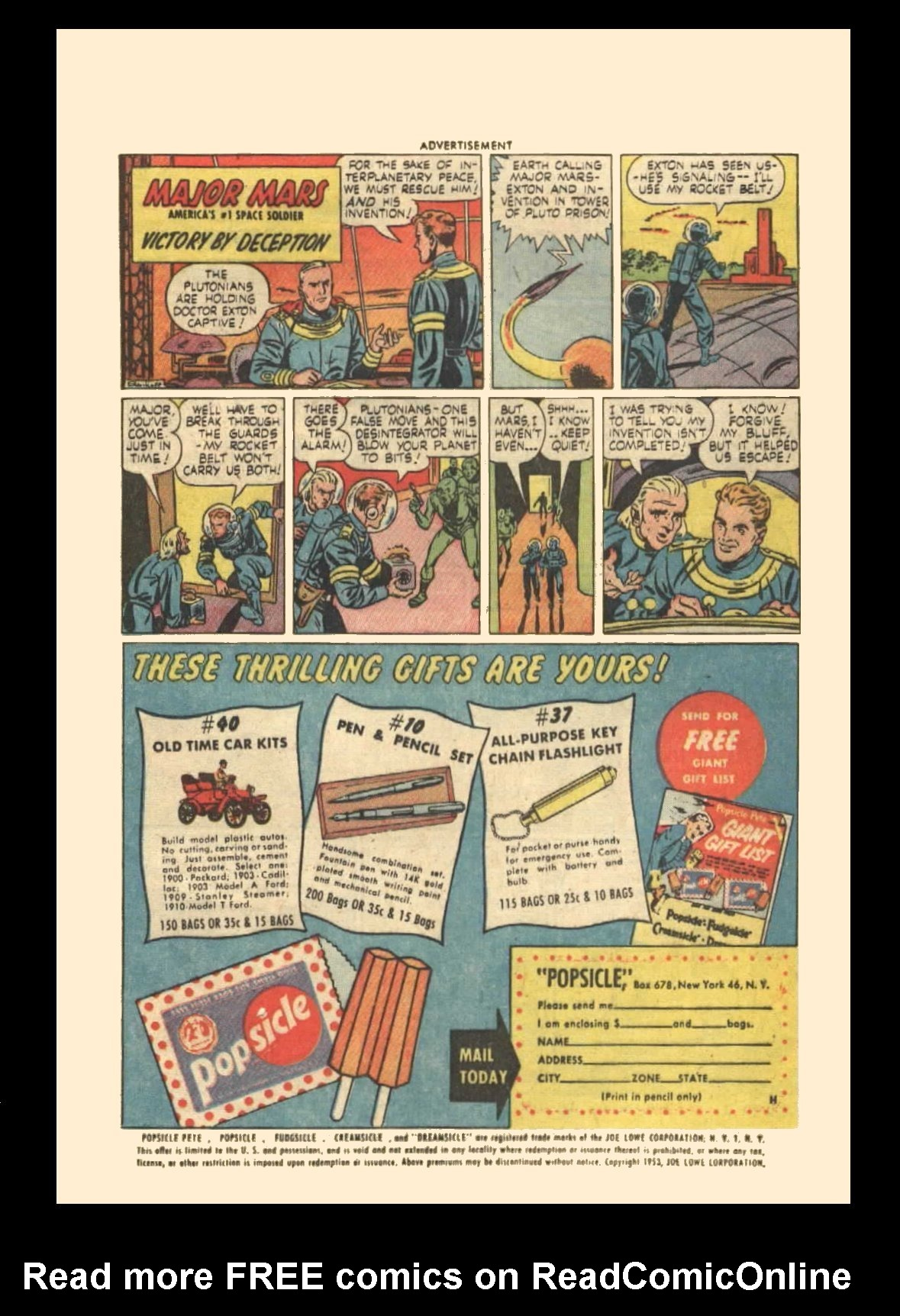 Read online All-Star Western (1951) comic -  Issue #72 - 17