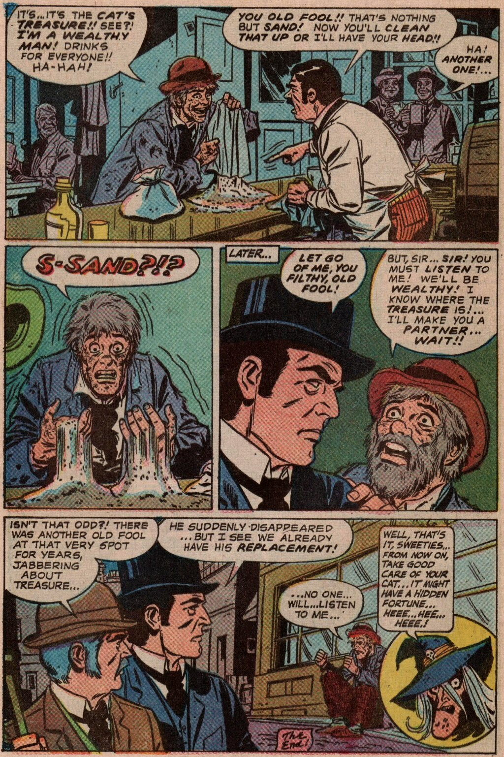The Witching Hour (1969) issue 16 - Page 41