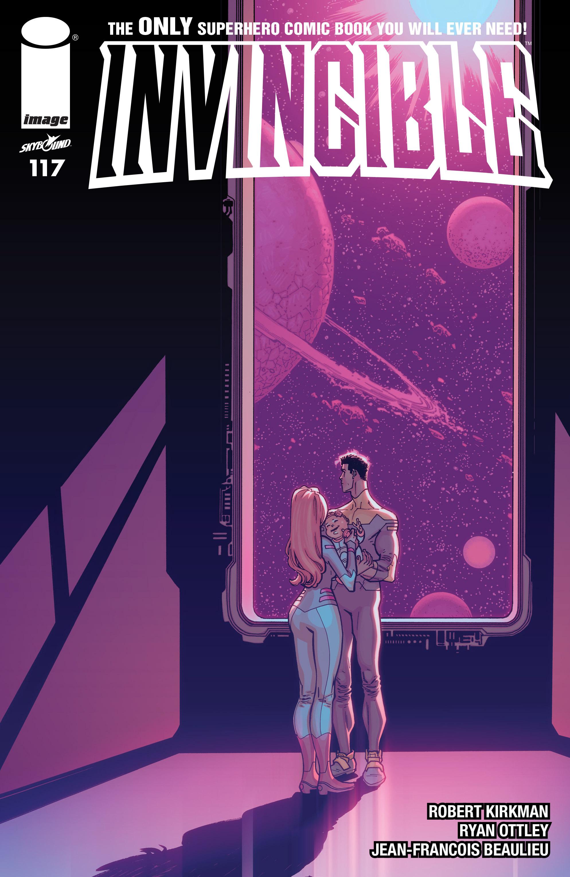 Invincible 117 Page 1