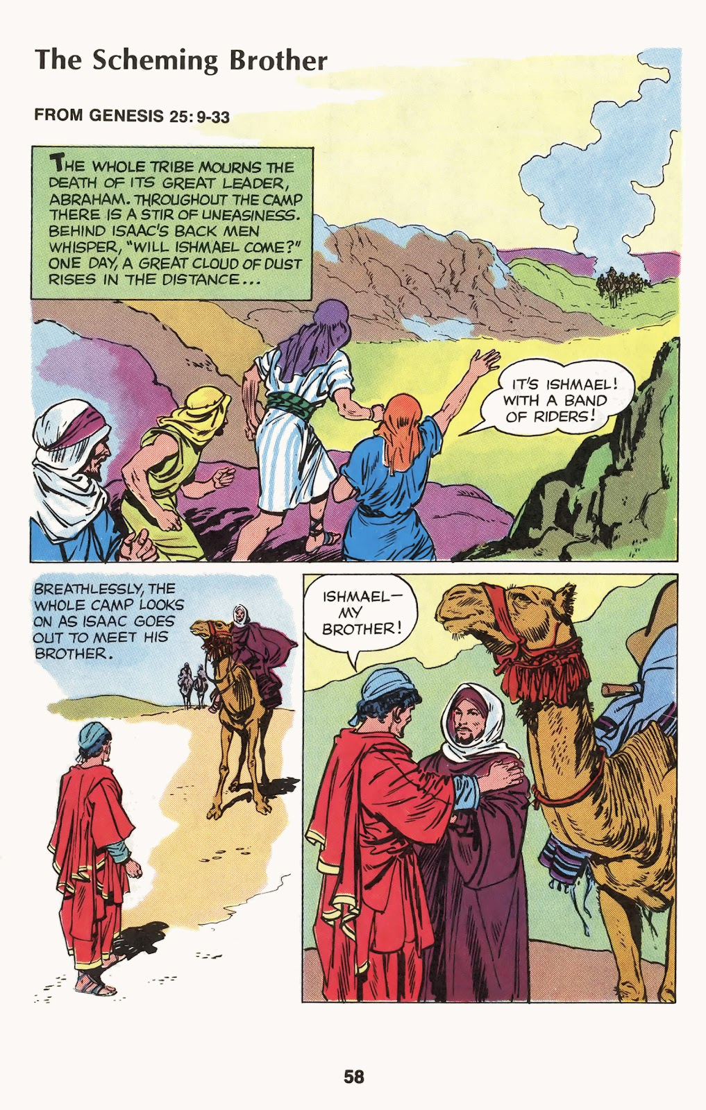 The Picture Bible issue TPB (Part 1) - Page 60
