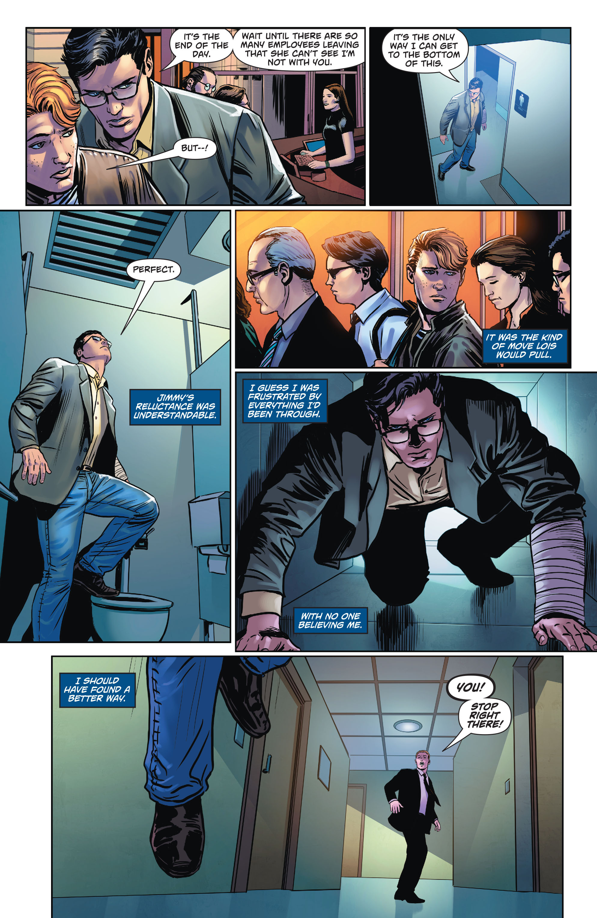 Read online Action Comics (2016) comic -  Issue #963 - 19