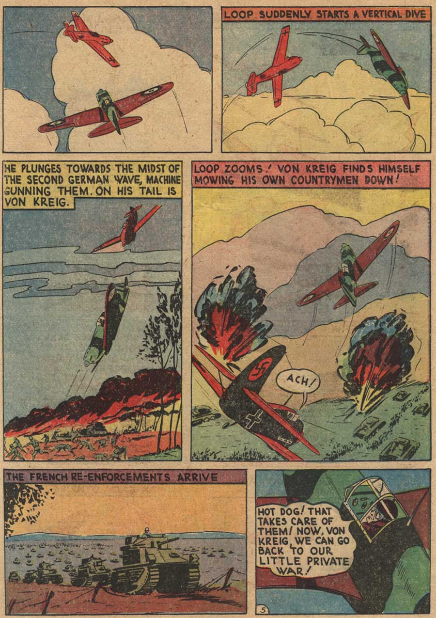Blue Ribbon Comics (1939) issue 7 - Page 59