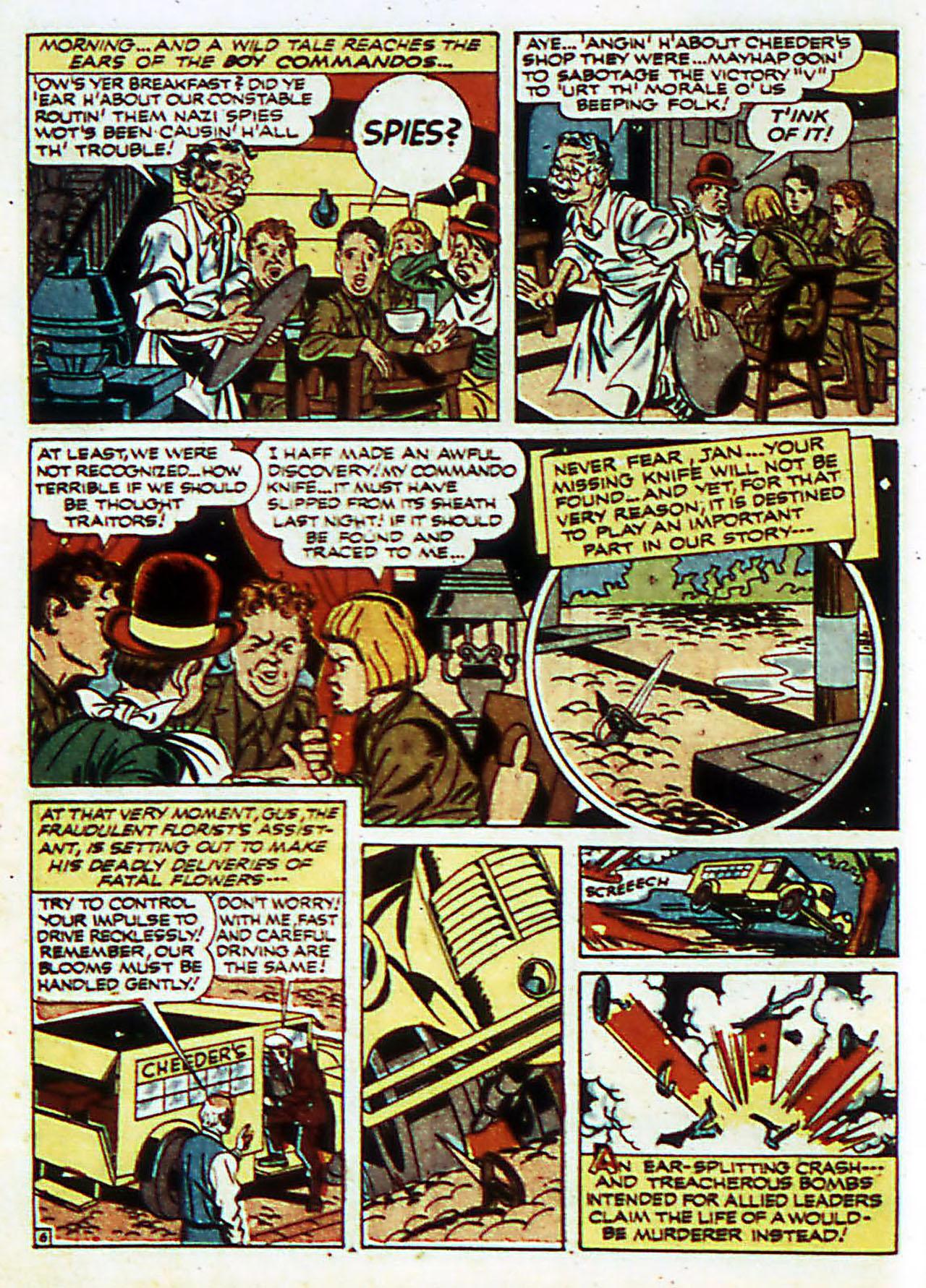 Read online Detective Comics (1937) comic -  Issue #72 - 23